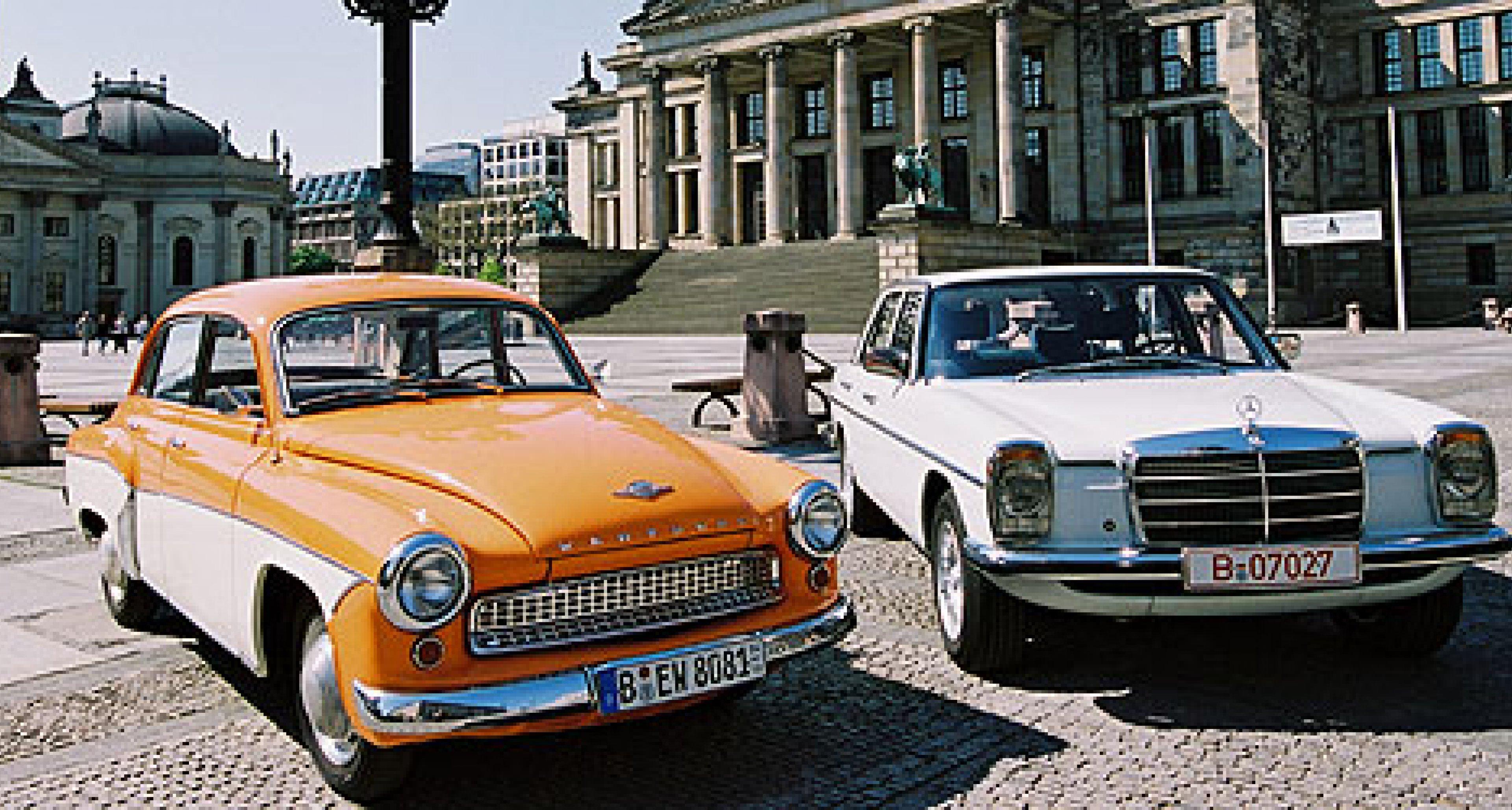"""Faszination Oldtimer – Die """"Mercedes-Benz Sternfahrt 2003"""""""