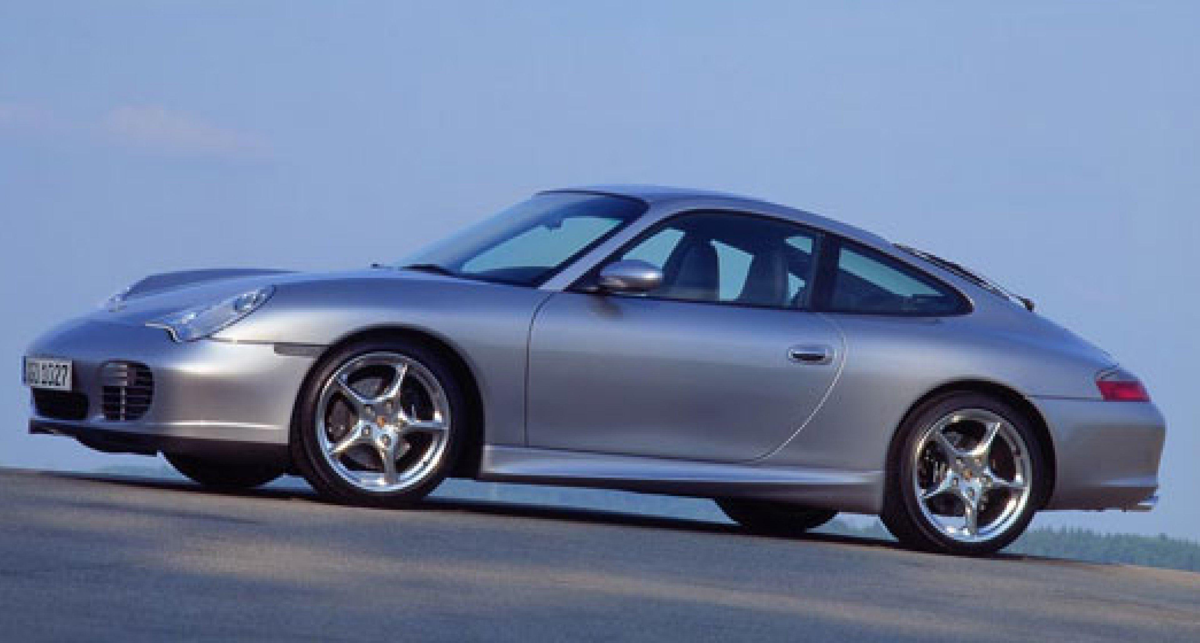 Porsche 911: Jubiläumsmodell zum 40. Geburtstag