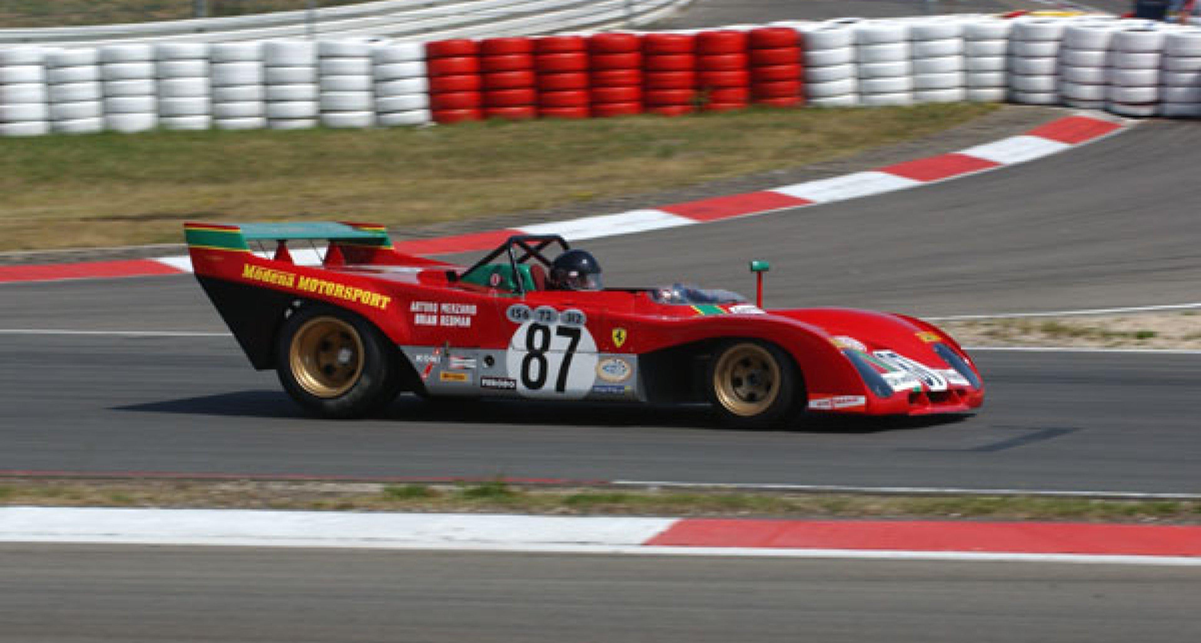 10. Modena Motorsport Track Days 2003