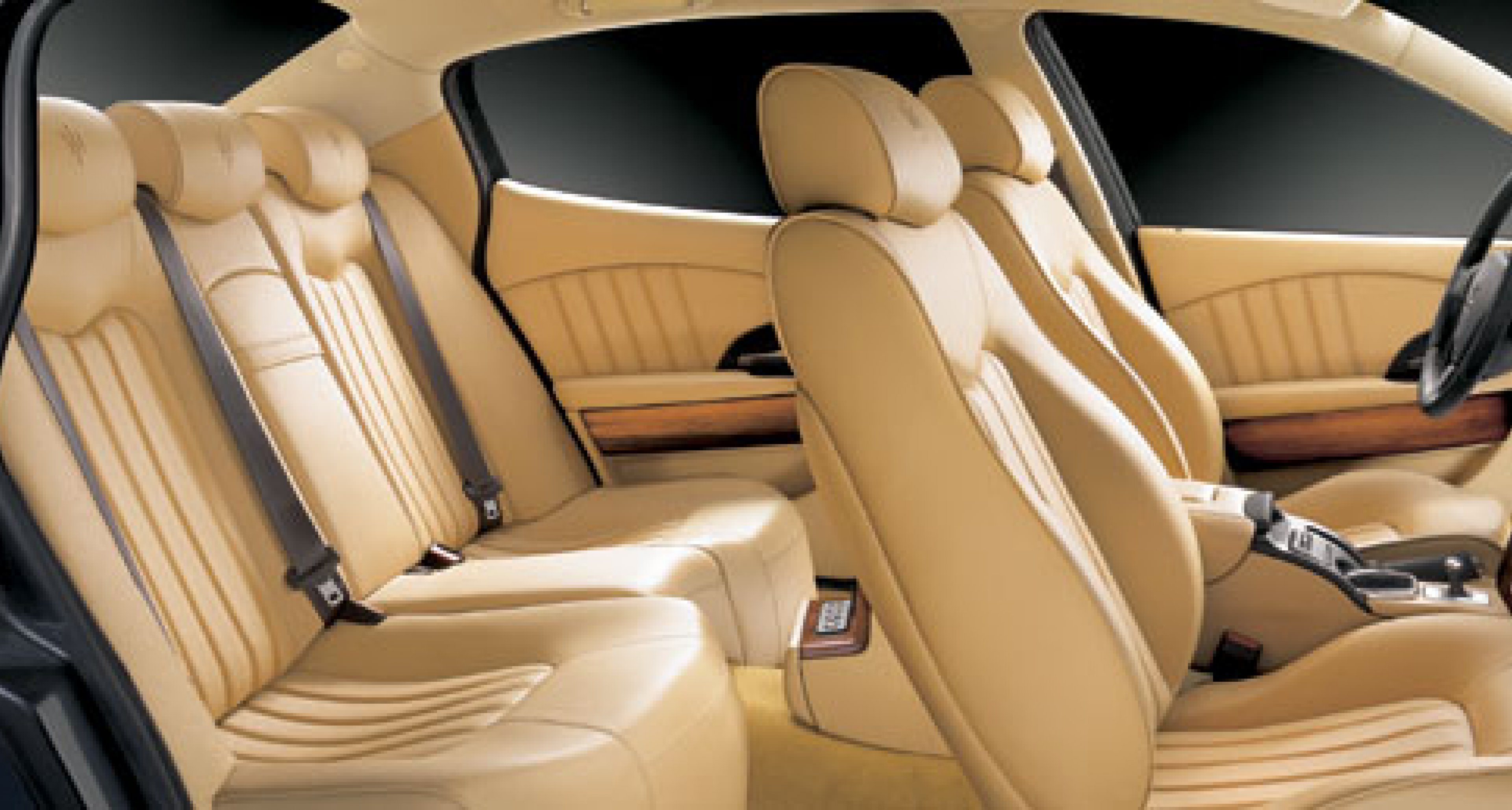 Maserati Quattroporte for 2004 - first pictures and details