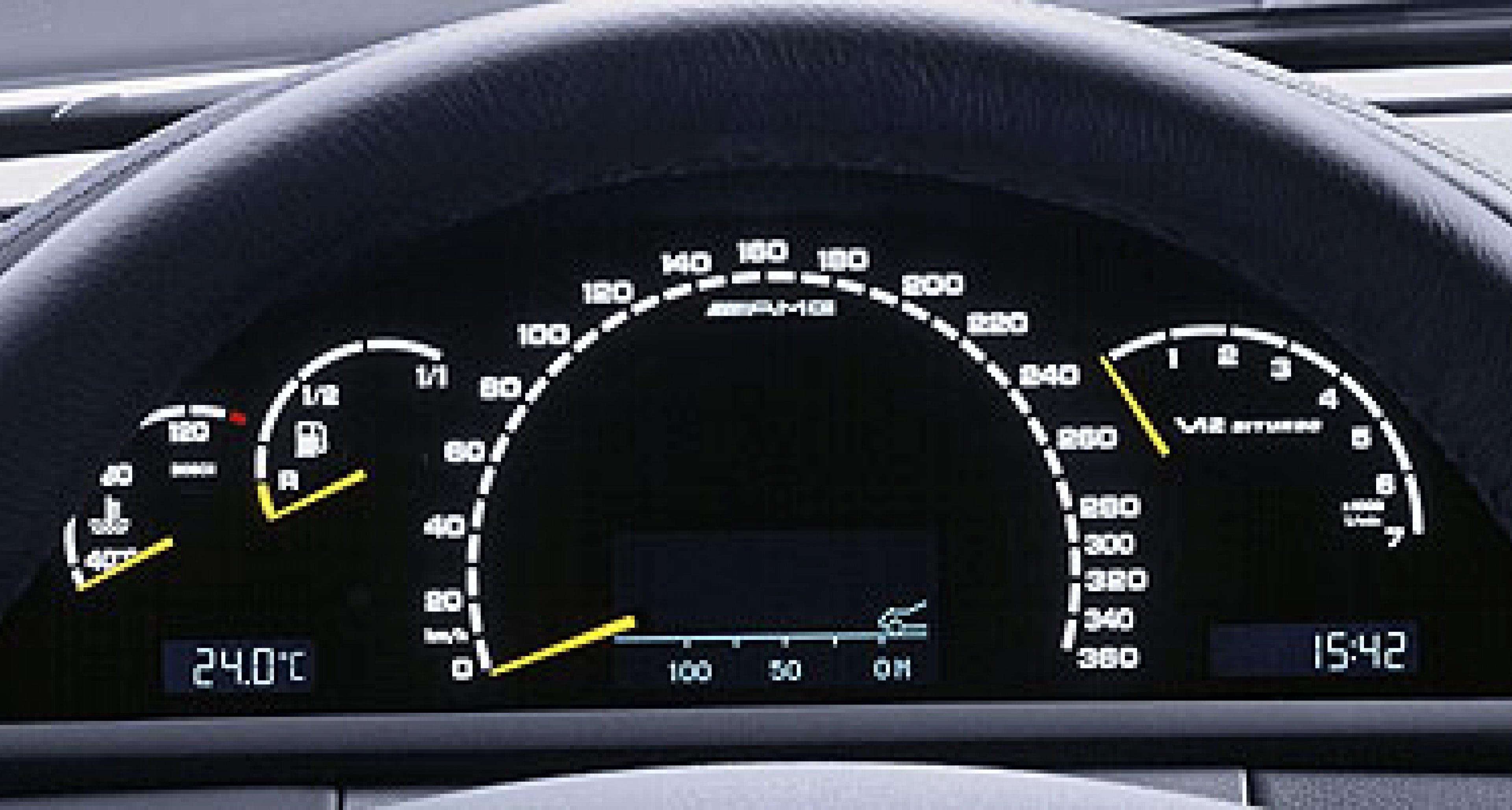 Mercedes-Benz S 65 AMG: Die Limousine in neuen Leistungsdimensionen