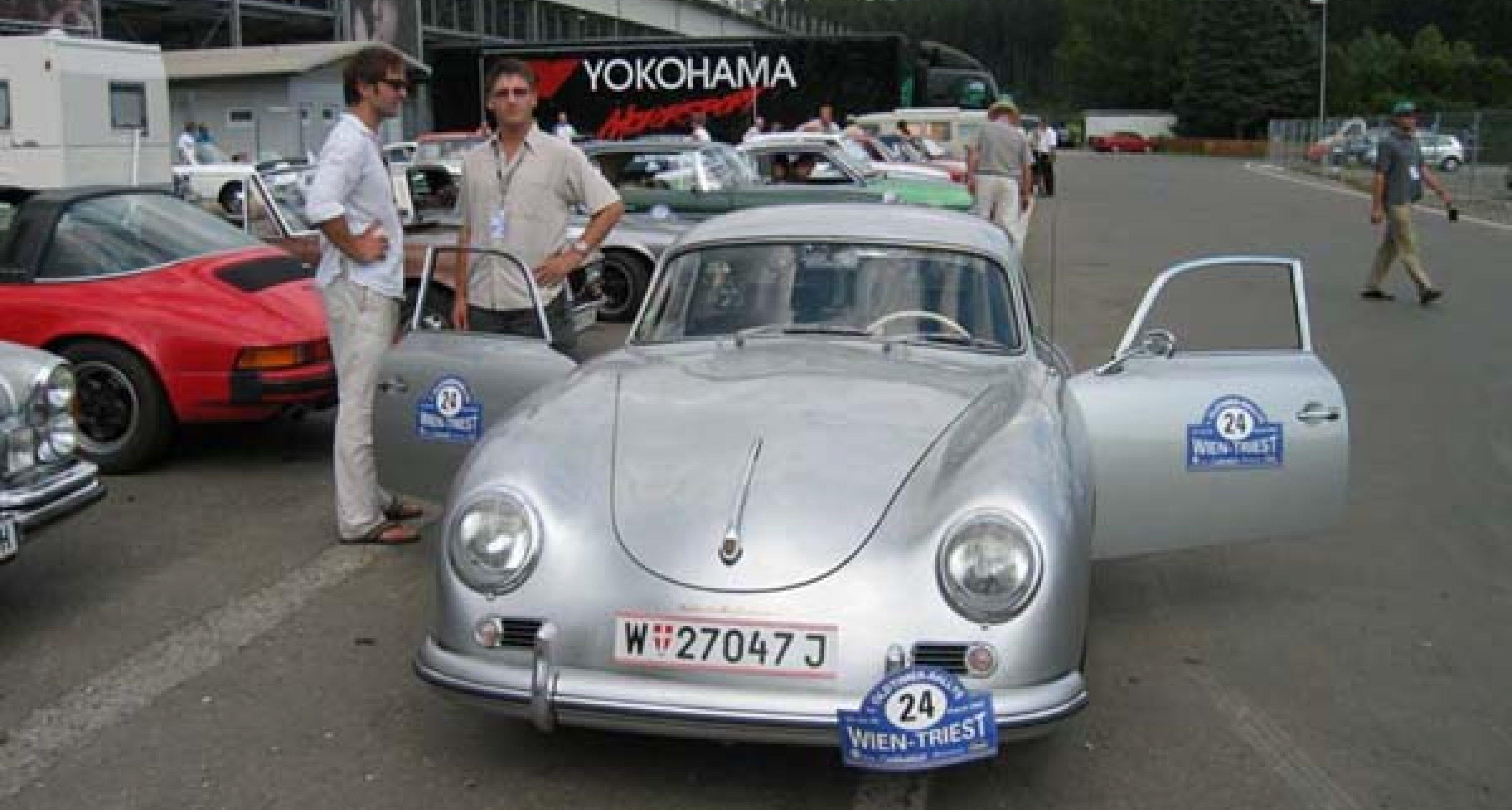 1. Oldtimer Rallye Wien - Triest: Ein voller Erfolg