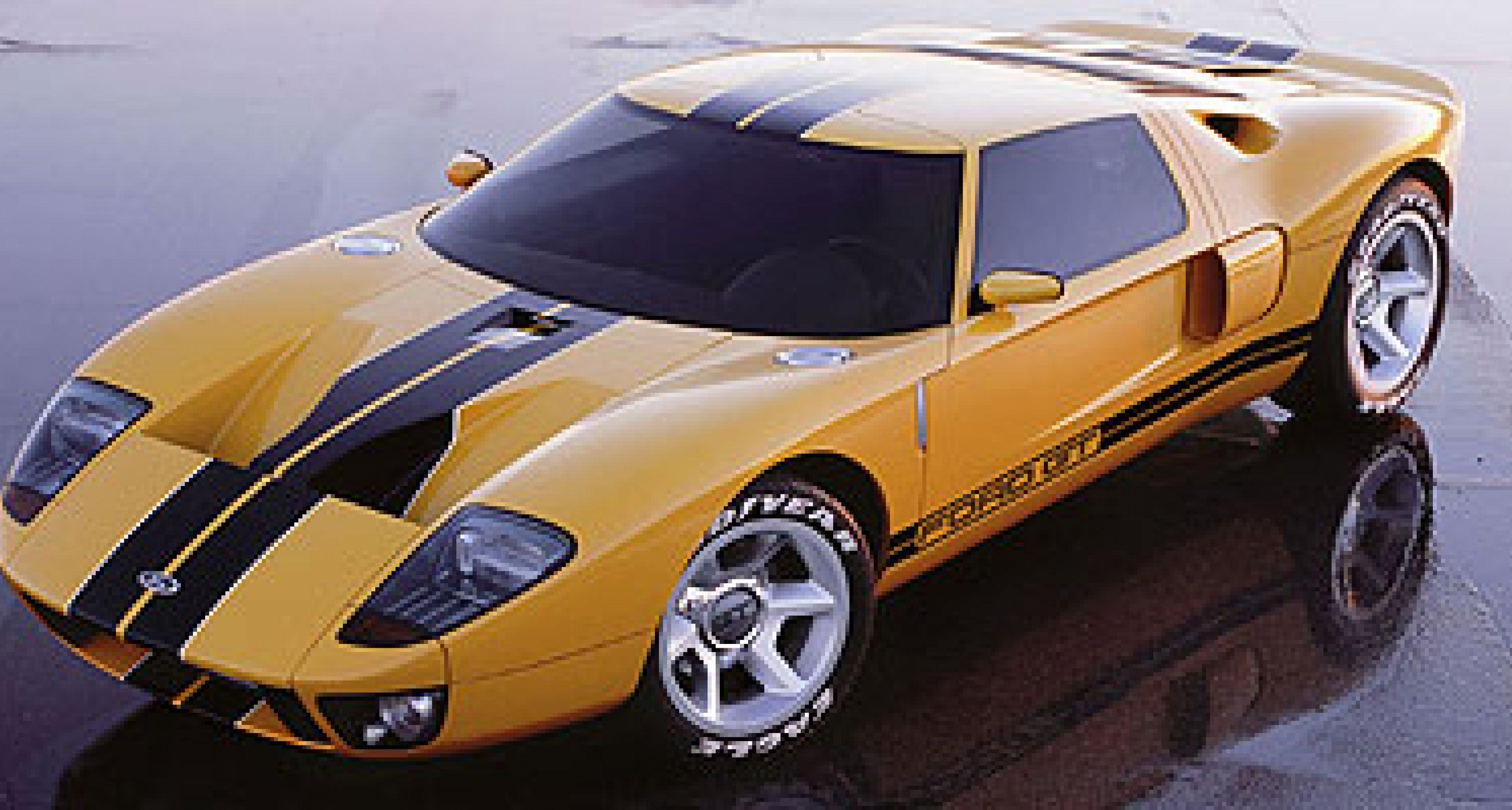 Ford GT: Produktion ausverkauft!