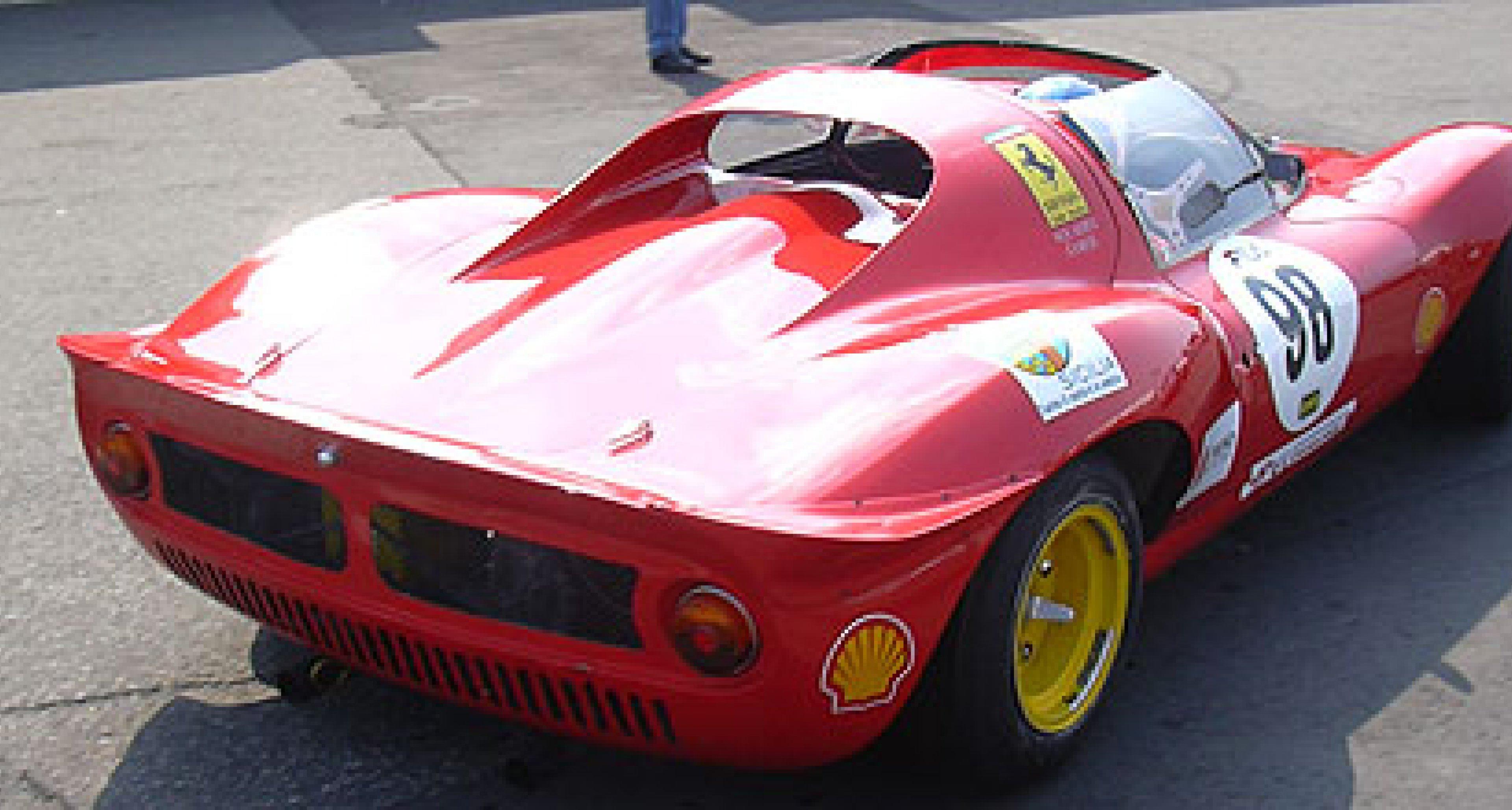 Ferrari Dino: Die Geschichte (1)
