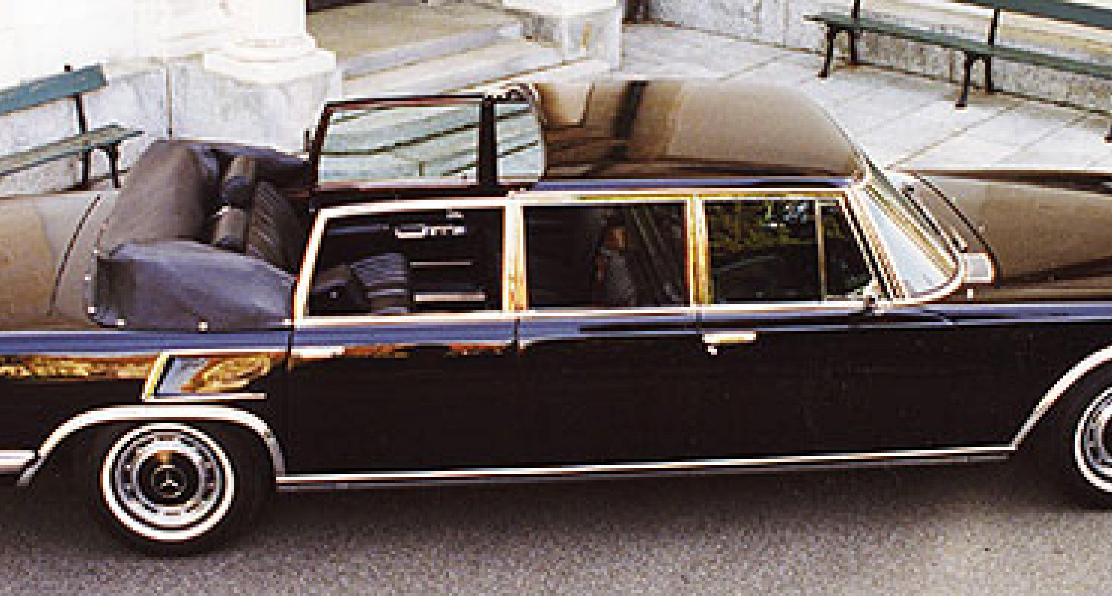 Mercedes-Benz 600: Die Mutter aller Limousinen