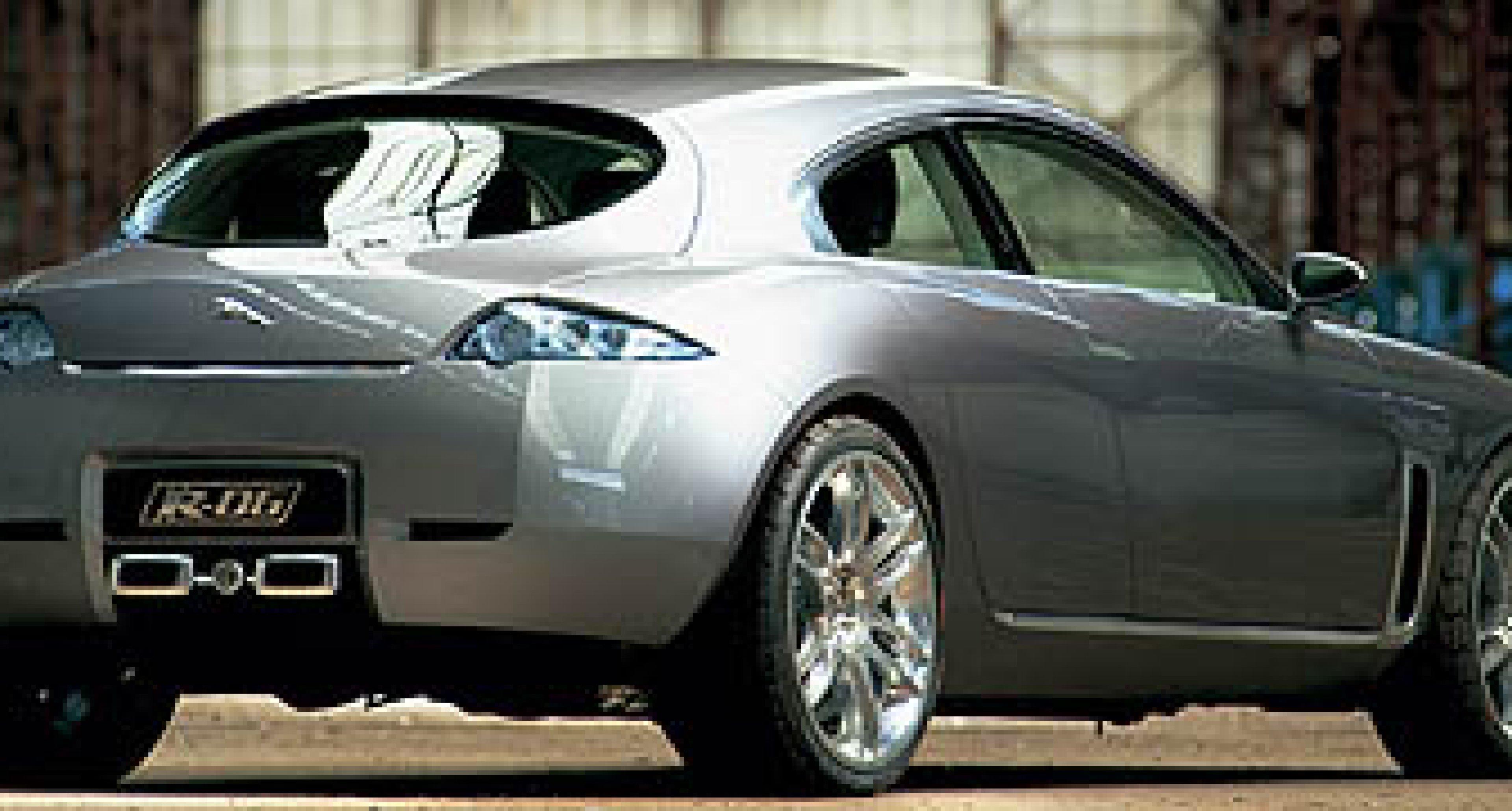 Jaguar reveals all-new R-D6 concept at Frankfurt