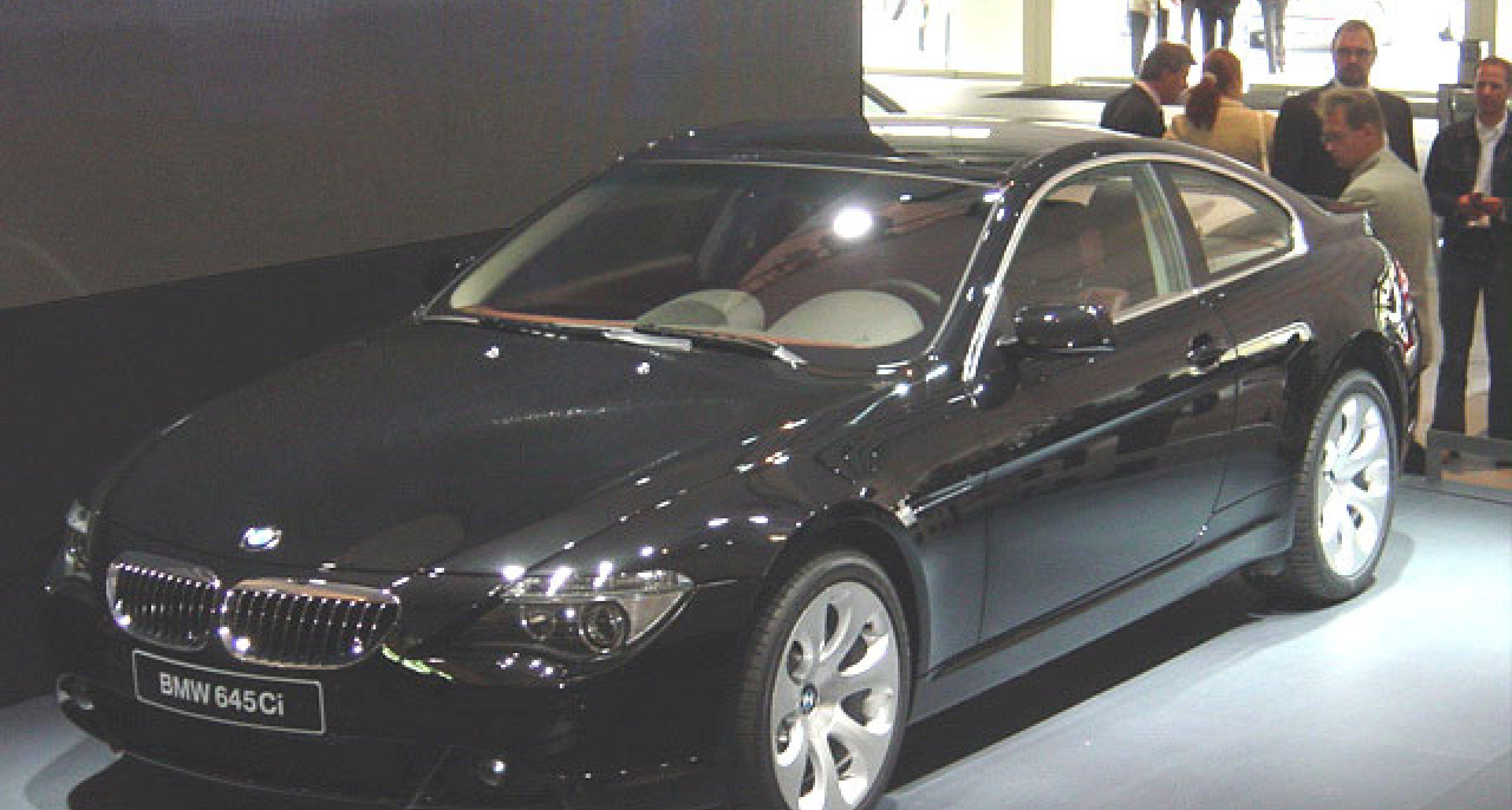 Classic Driver auf der IAA 2003