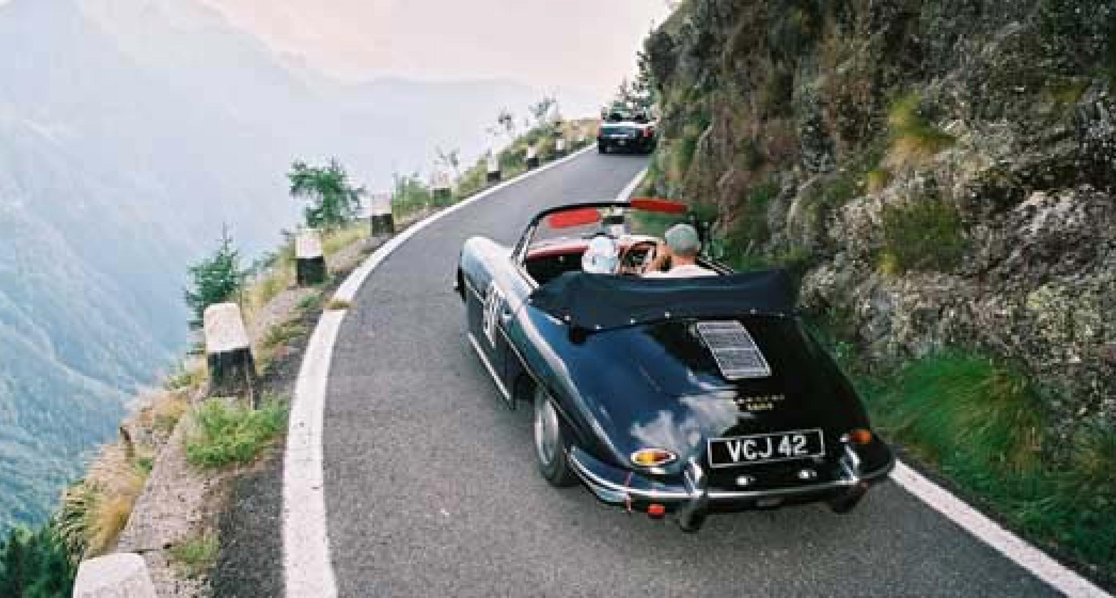 Der Berg ruft – Rallye des Alpes 2005