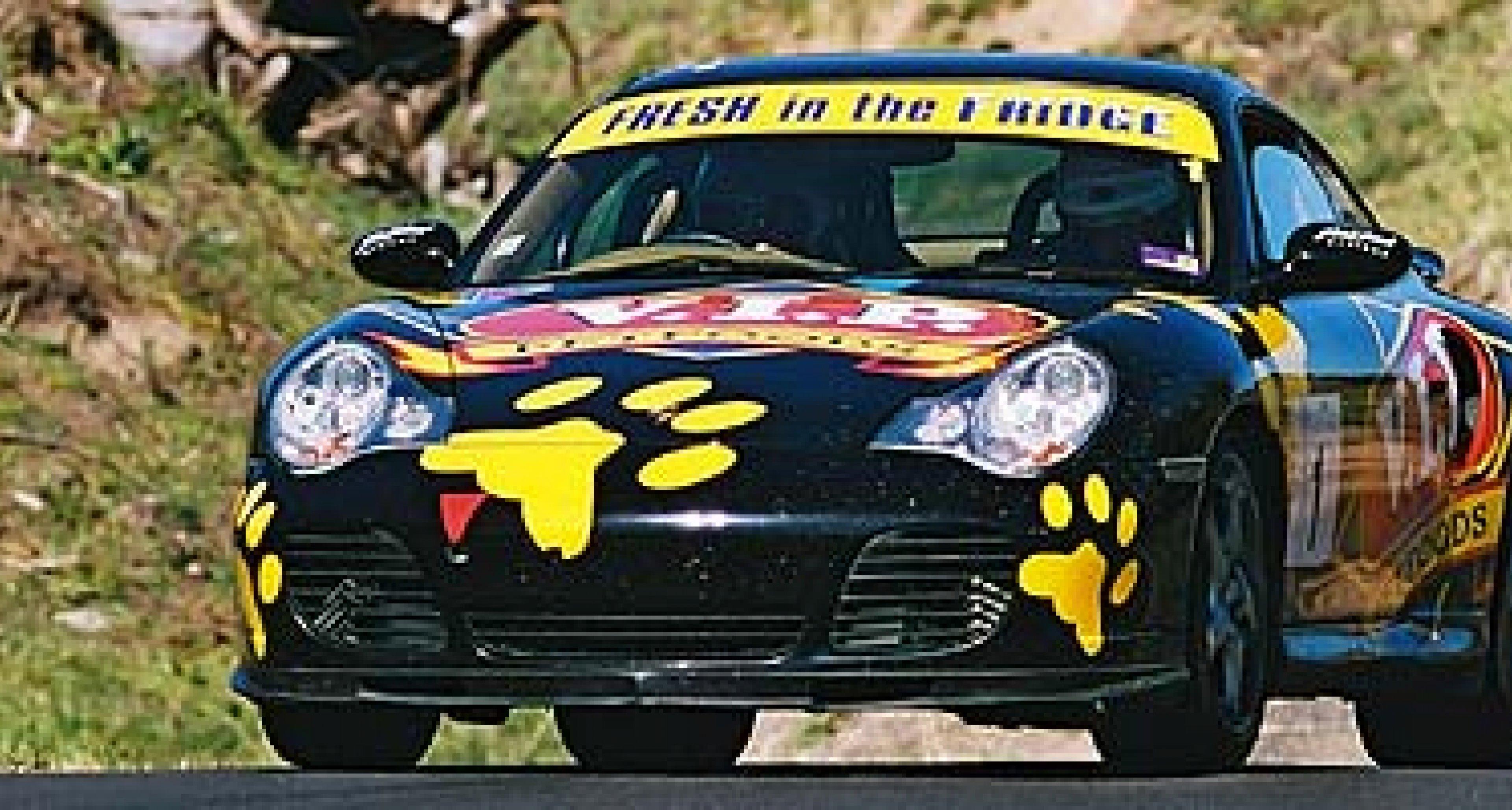 East Coast Classic Rally 2003