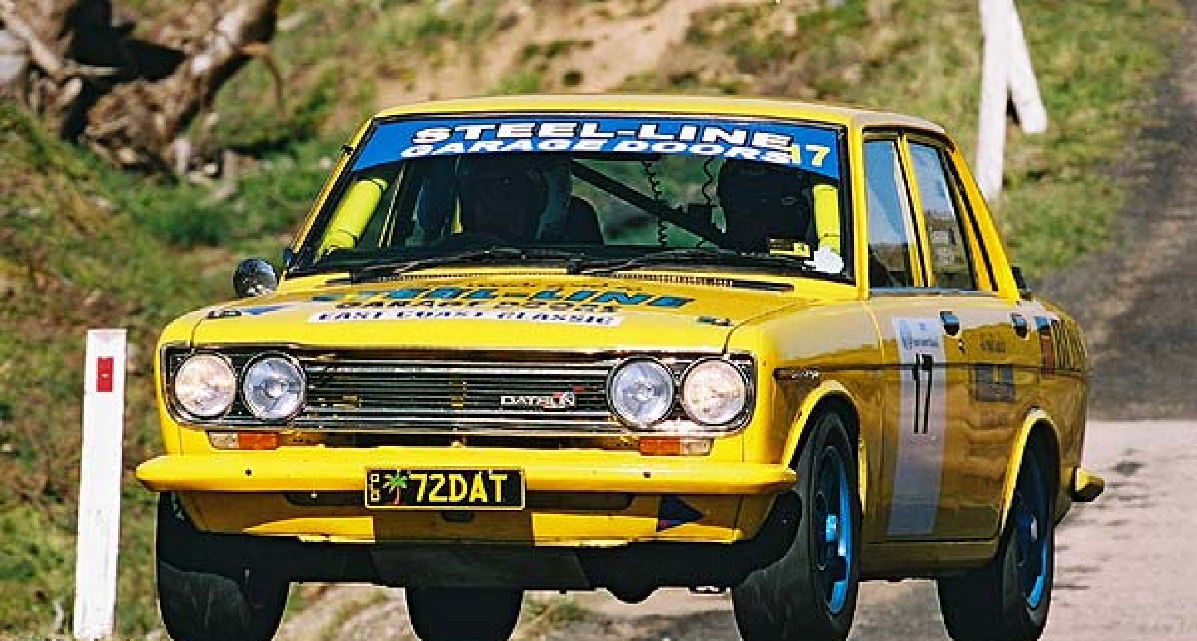 East Coast Classic Rally 2003