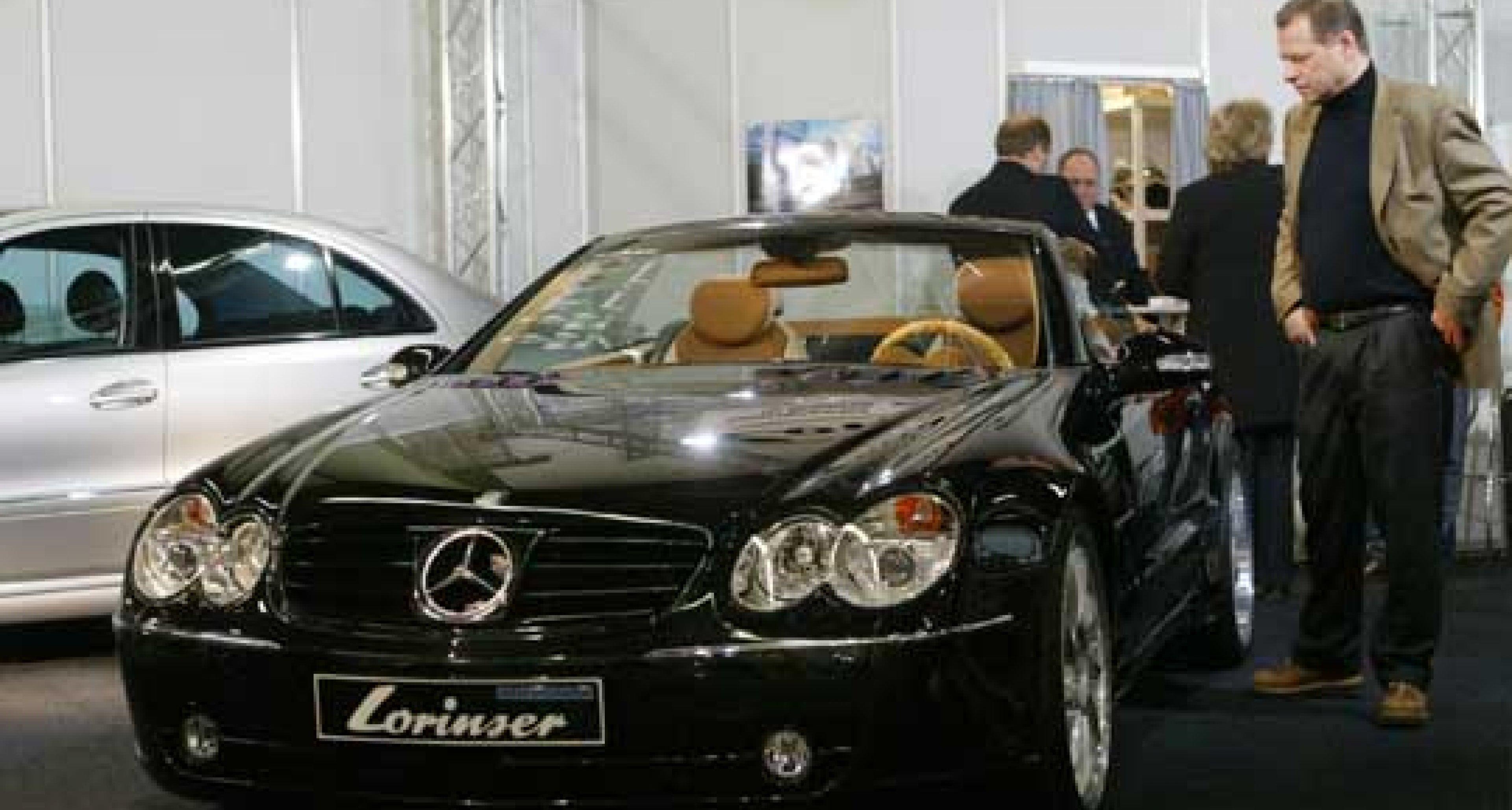 """Vollgas für """"Vienna Autoshow 2004"""""""