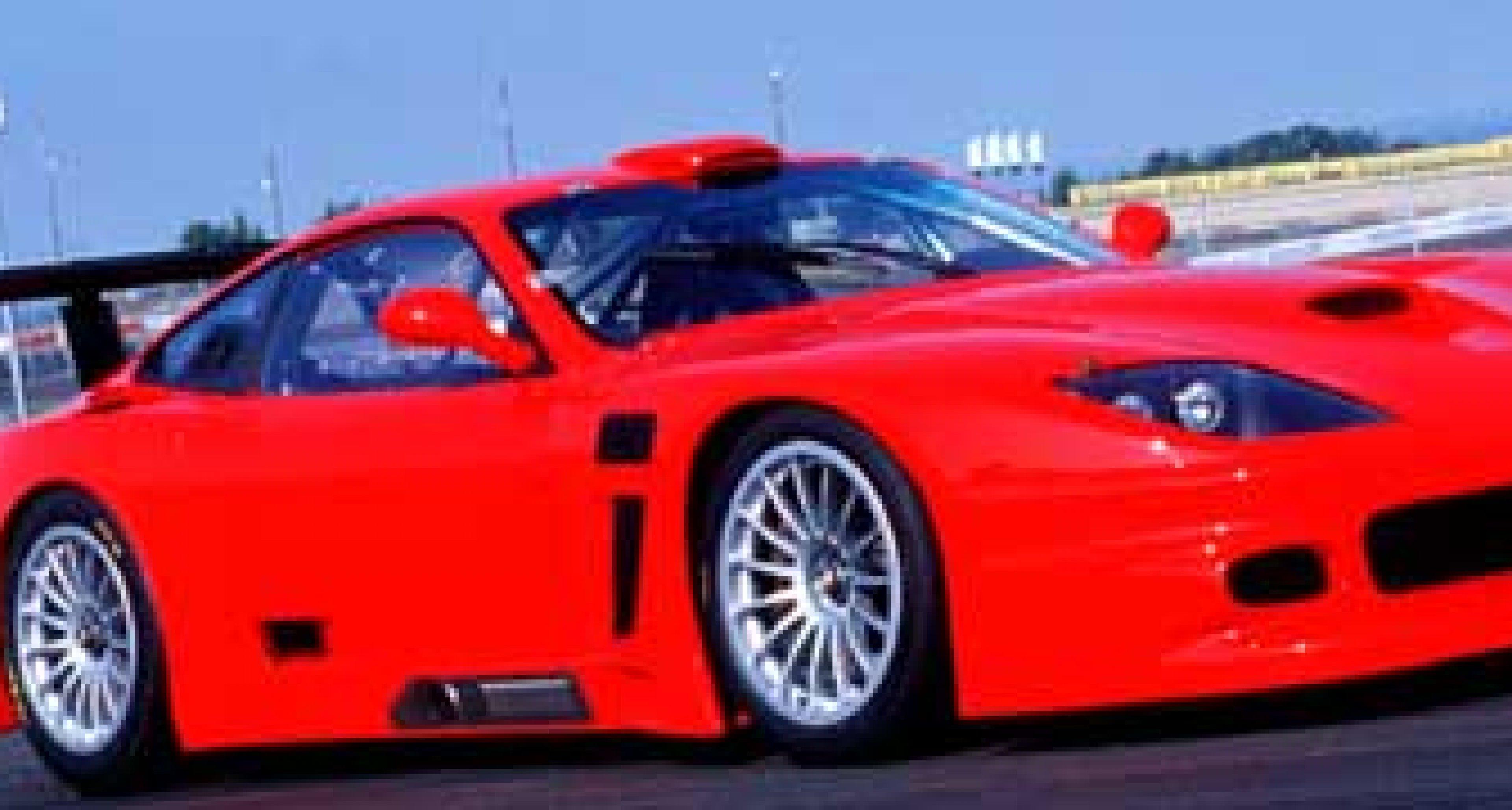 Ferrari 575GTC: Neuheit in der GT-Serie