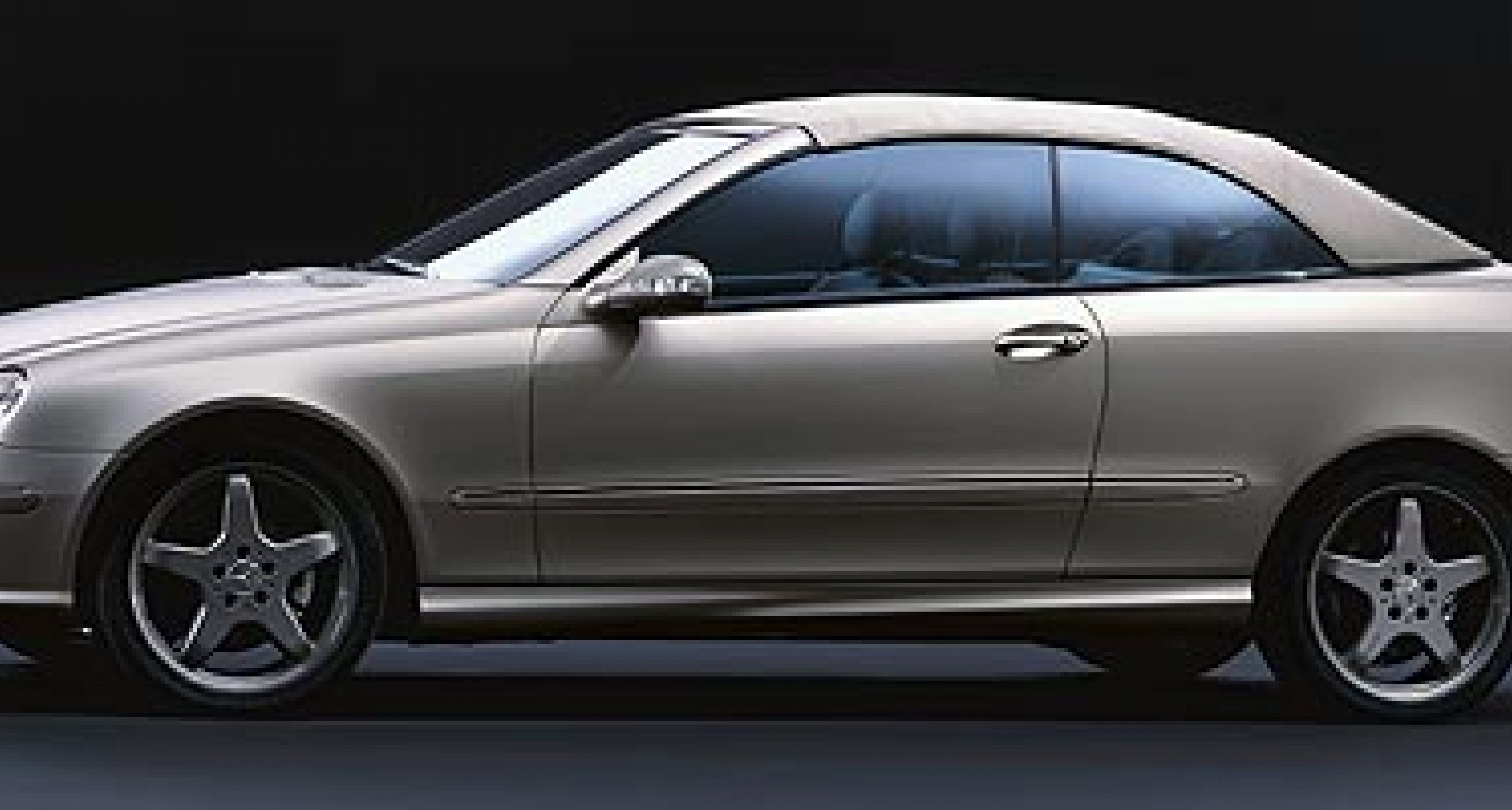 Mercedes-Benz CLK Giorgio Armani Design Car