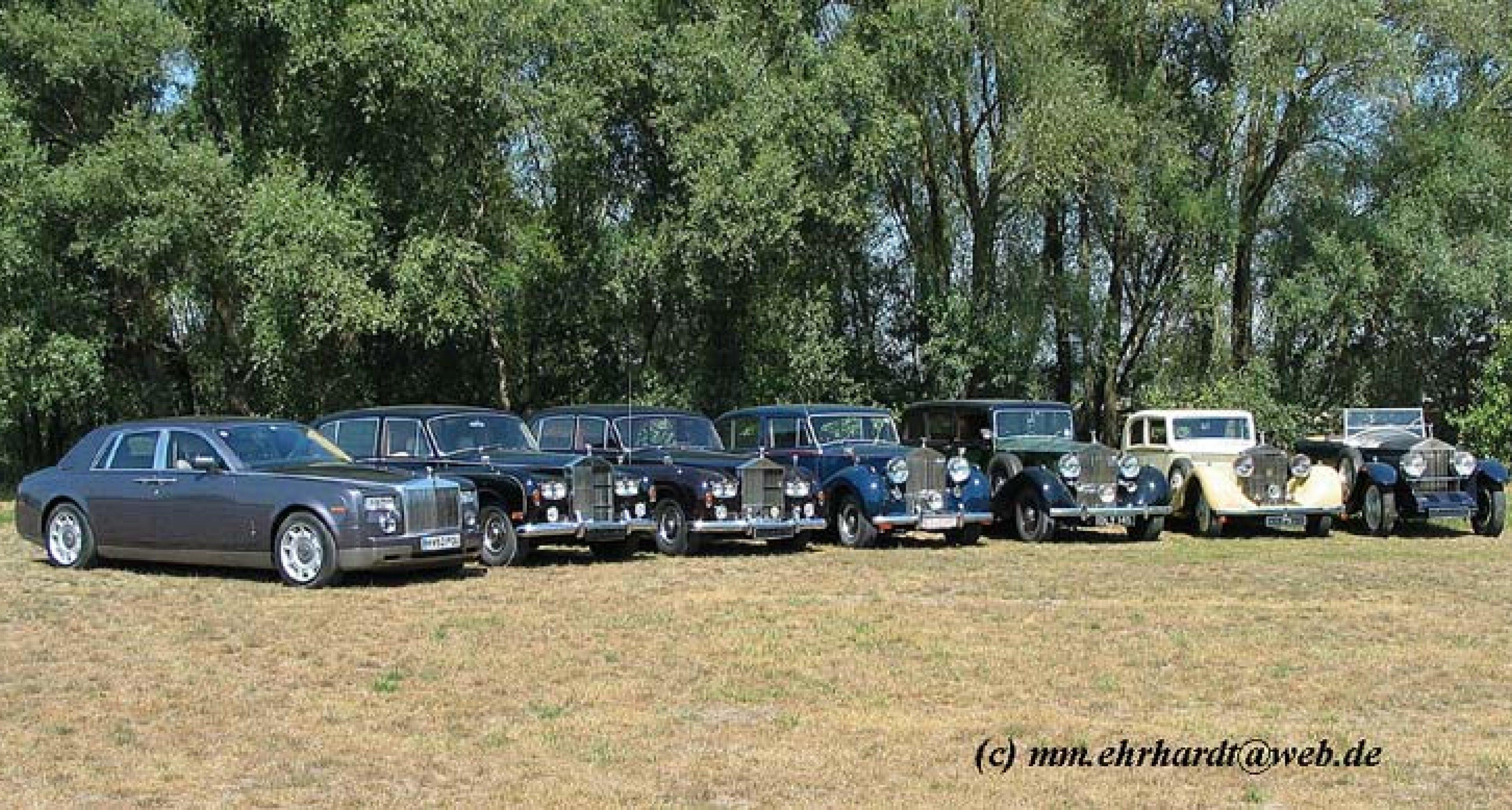 Rolls-Royce Phantom: Erste Erfahrungen (2)