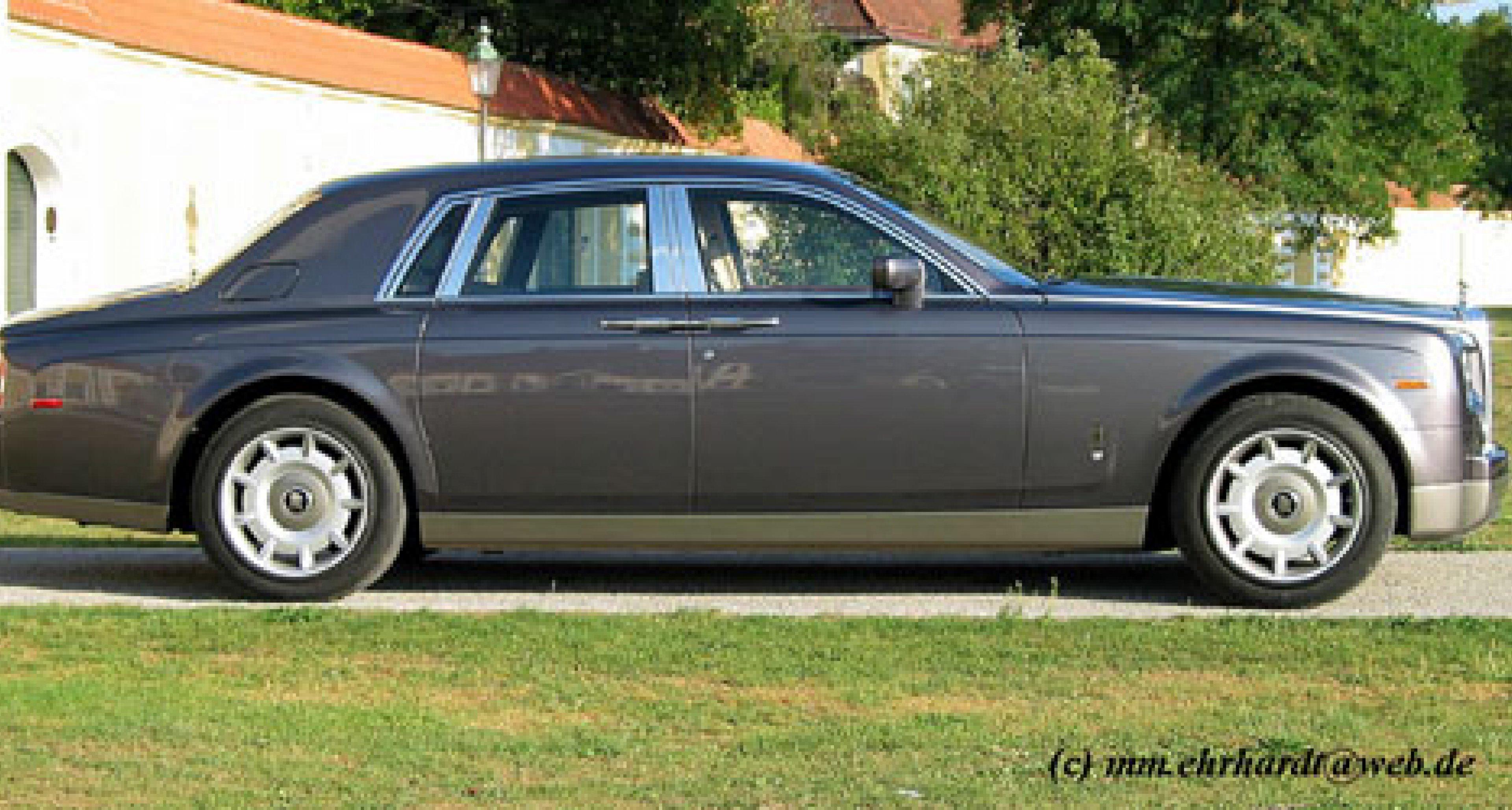 Rolls-Royce Phantom: Erste Erfahrungen (1)