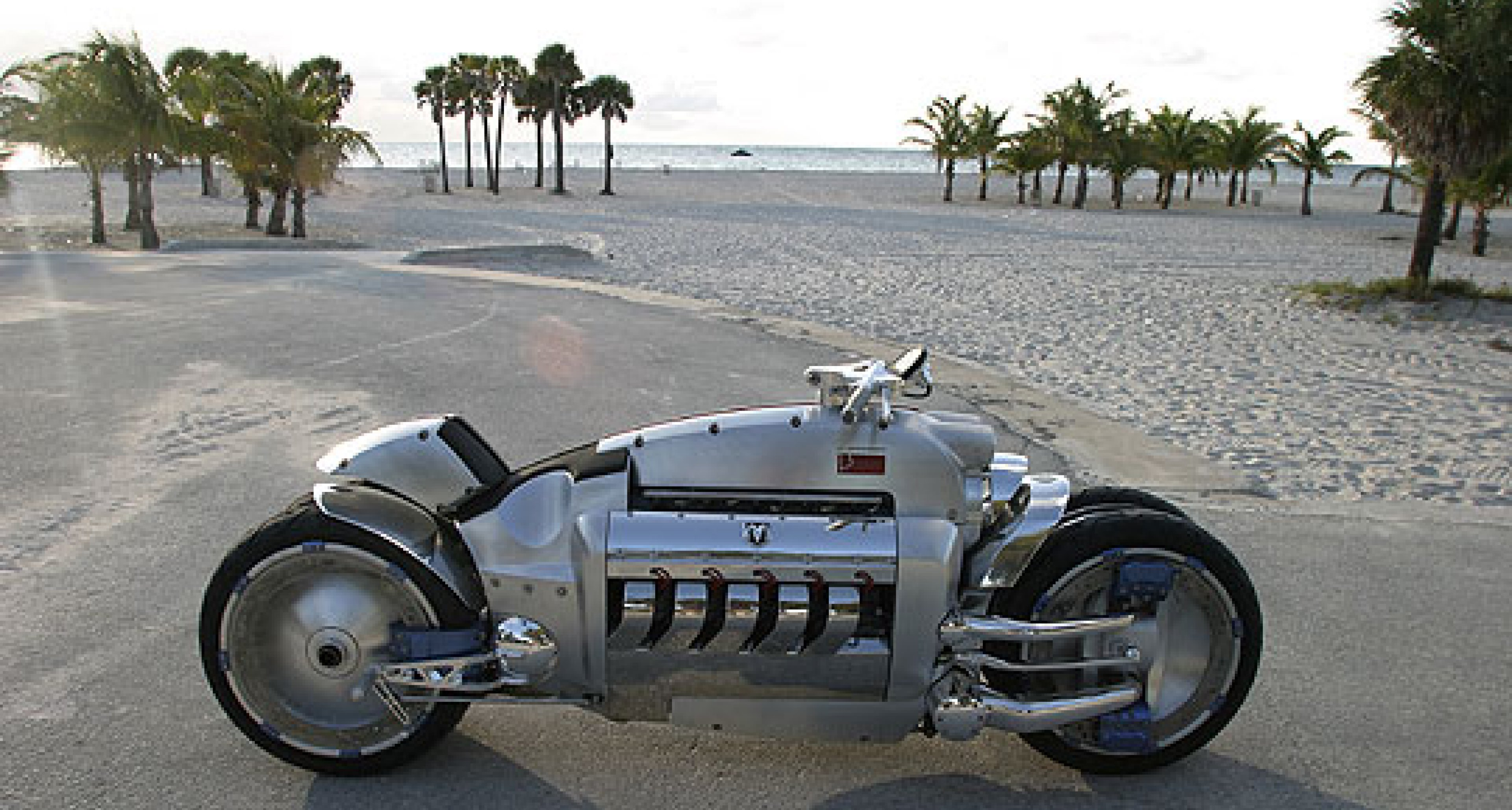 Dodge Tomahawk - reproductions will be sold