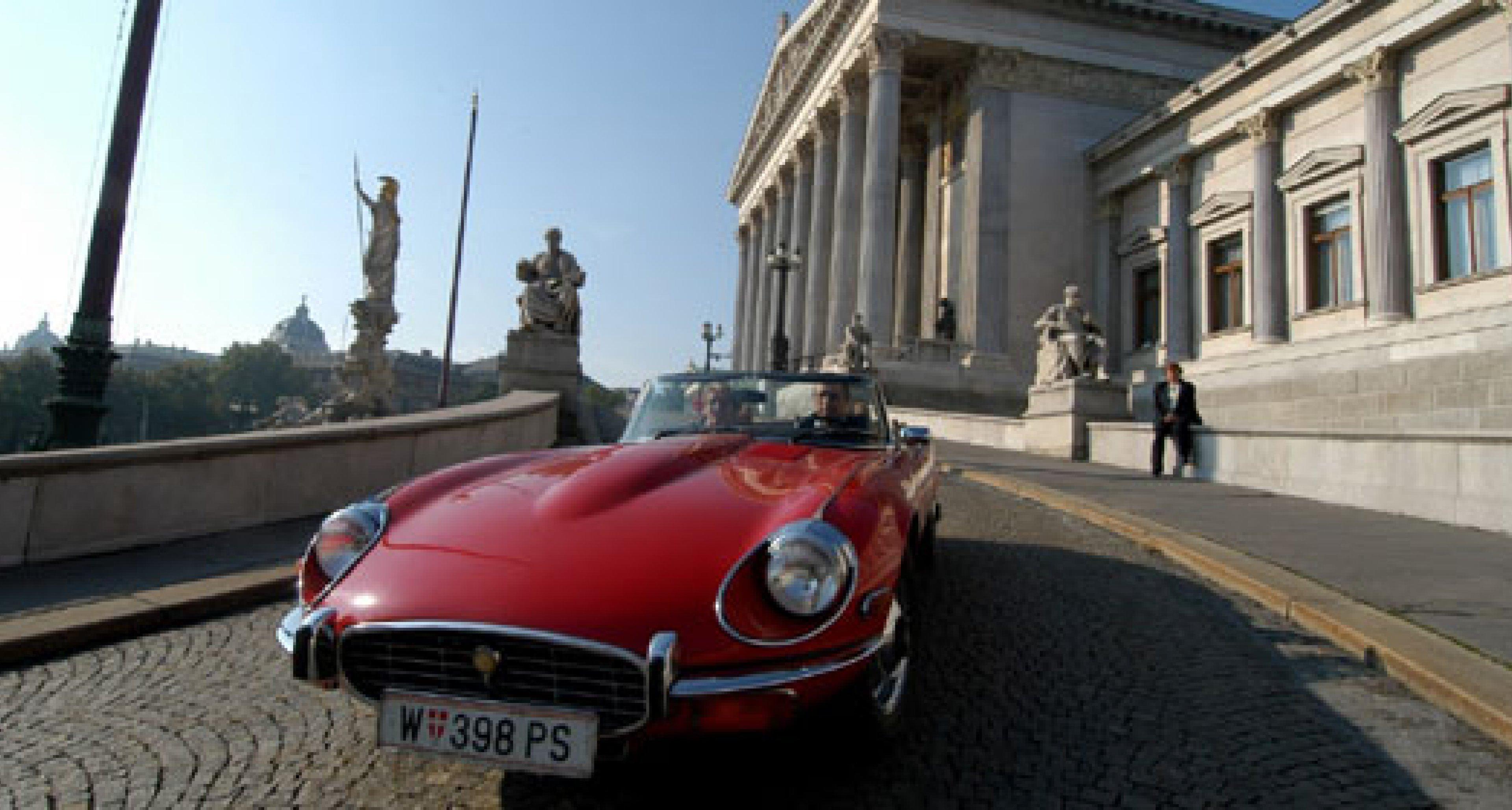 24 Stunden von Wien - Drei Tage Oldtimerfeeling in und um Wien