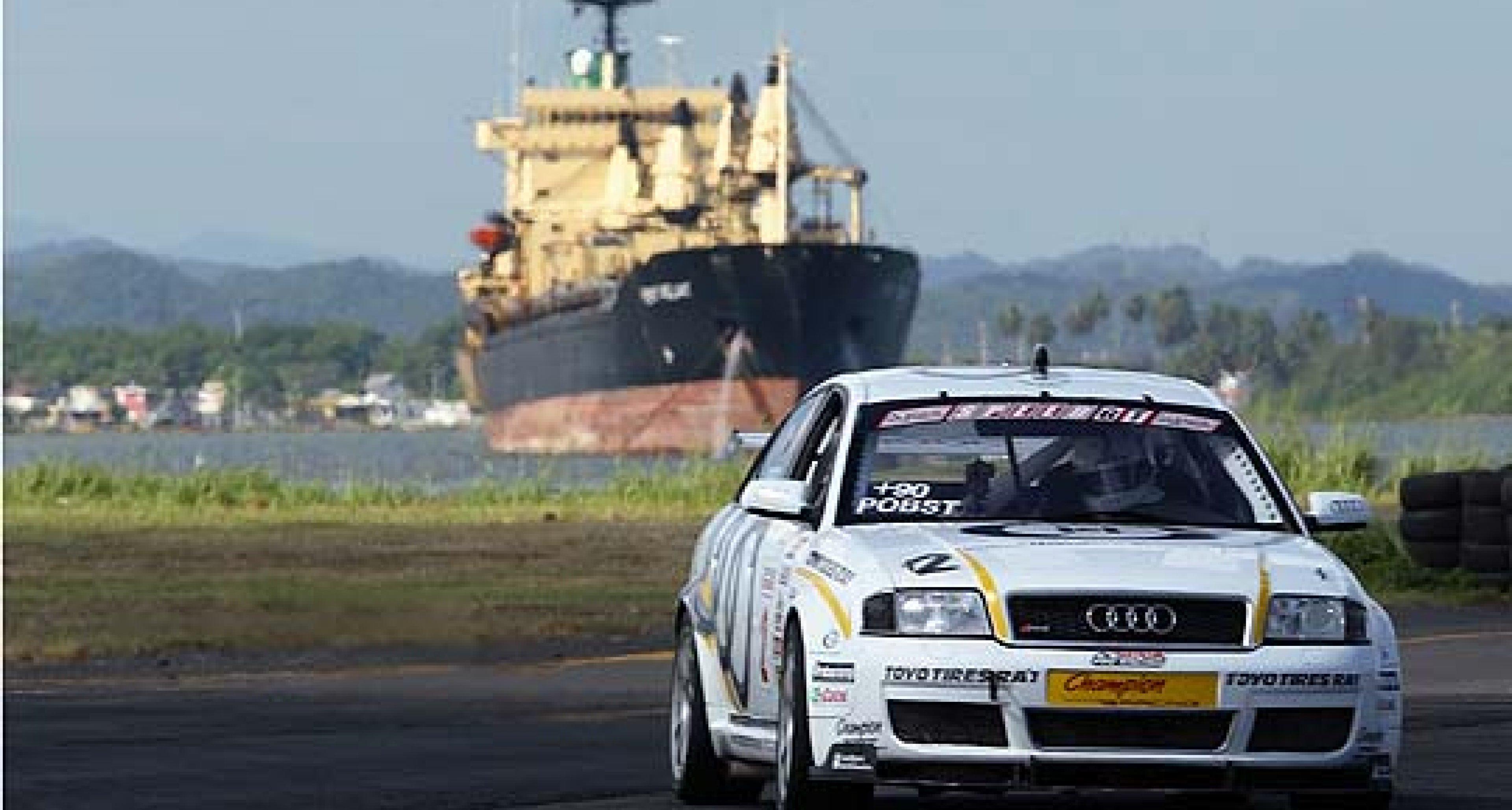 SPEED GT – Randy Pobst holt Meistertitel im Audi RS 6