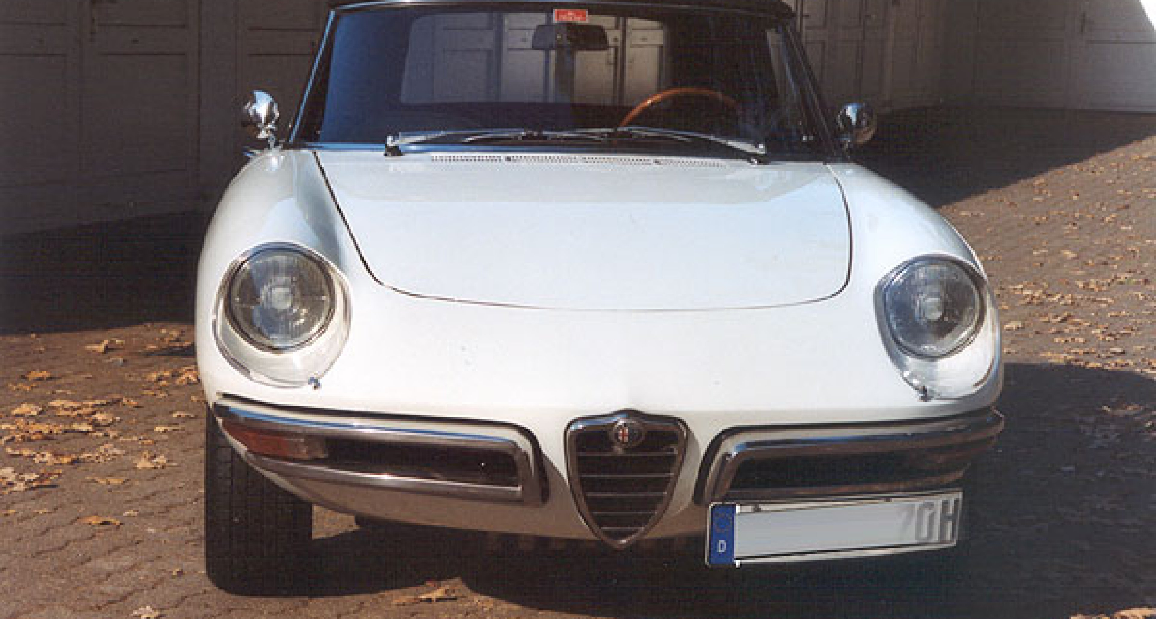 Readers' Cars - Italian collection in Northern Germany