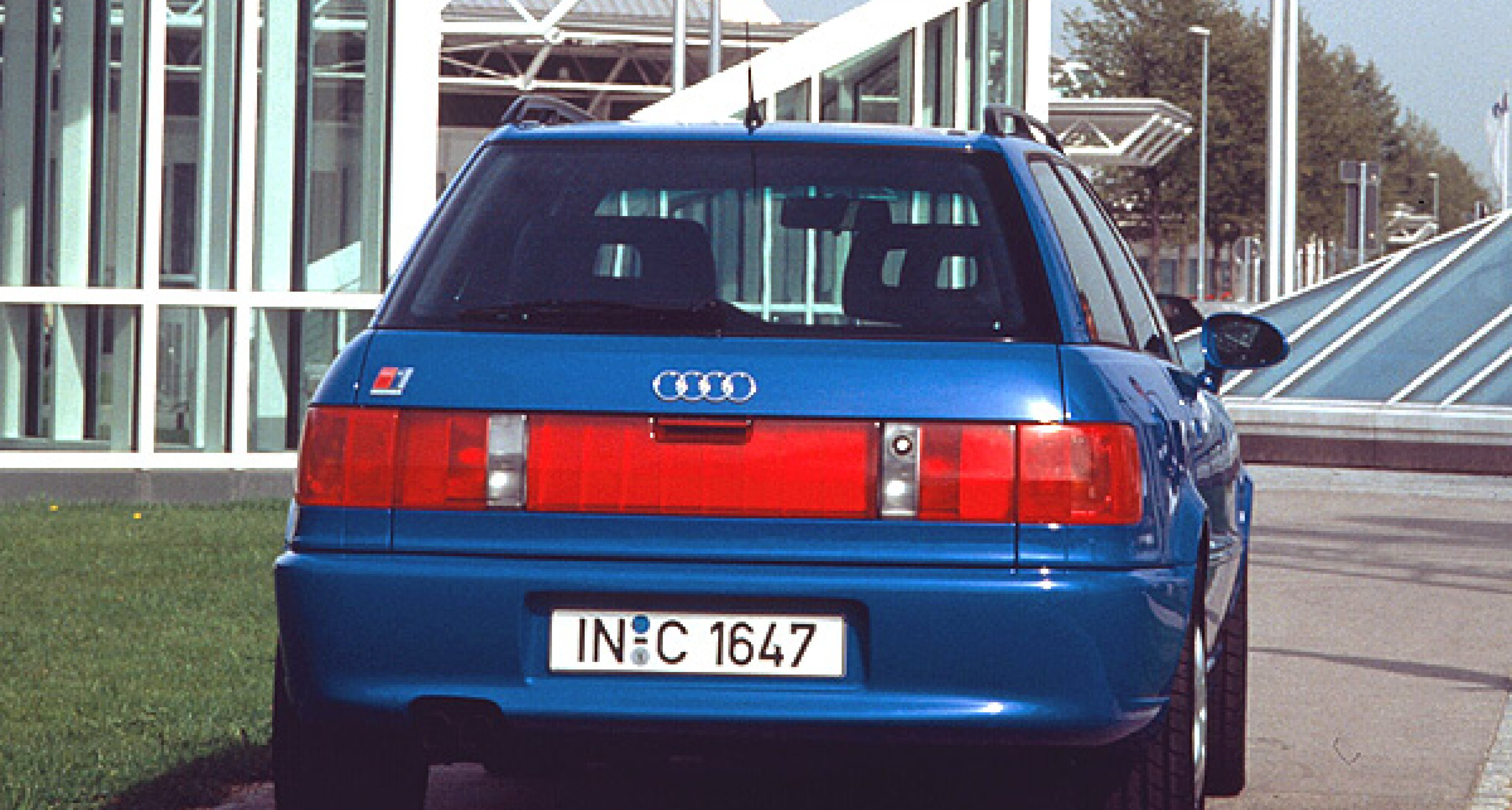 Audi 80 Avant RS 2