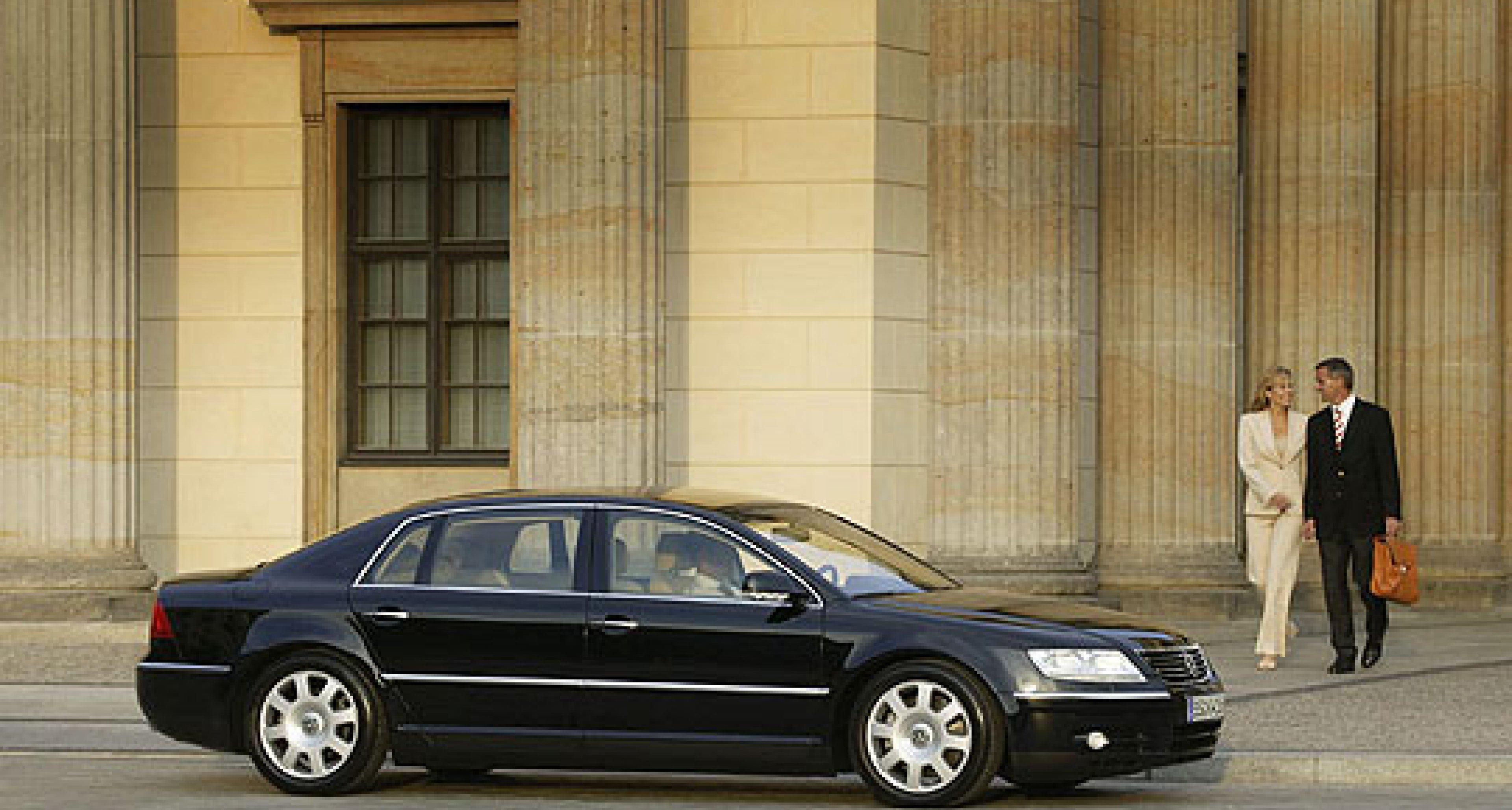 Volkswagen Phaeton Langversion: Anspruchsvolle Exklusivausstattung