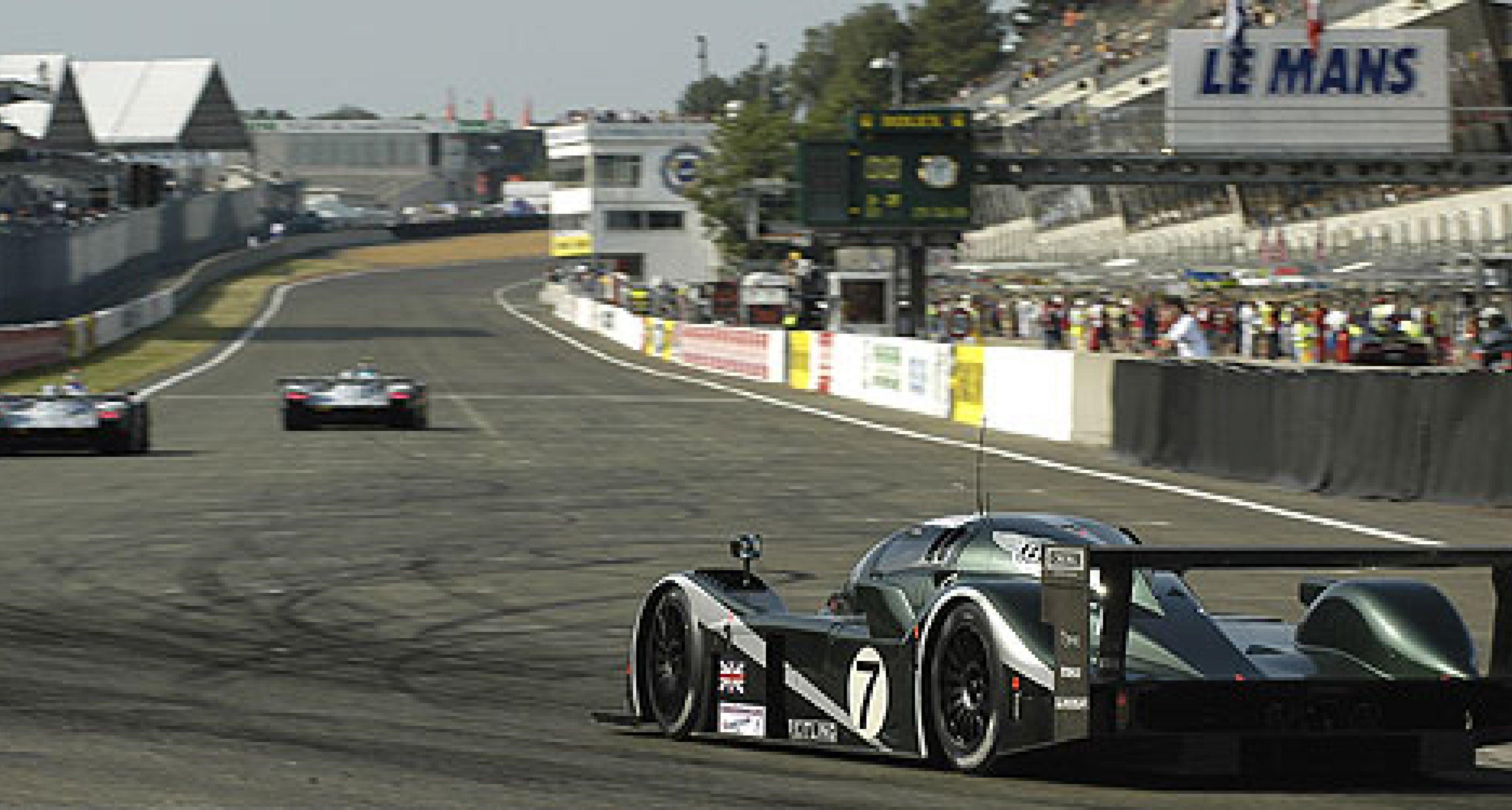 Einzigartiges 1000-Kilometer-Rennen am 9. November in Le Mans