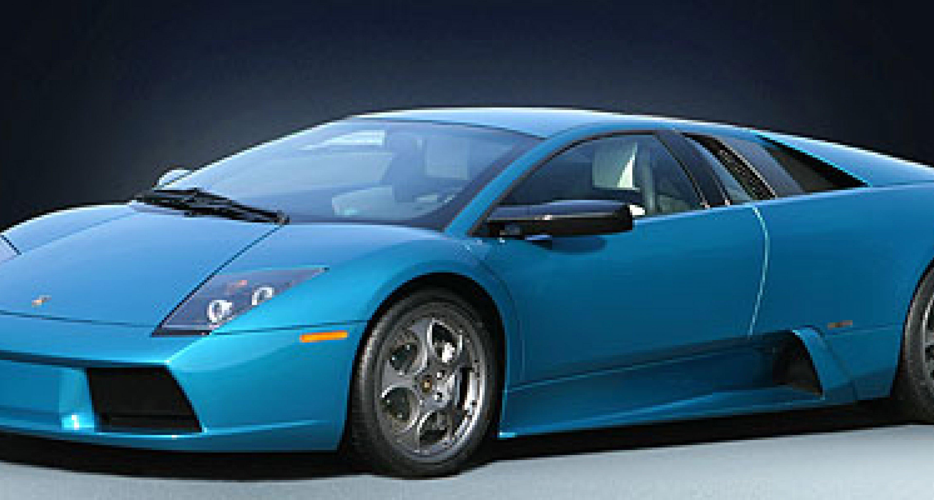 Lamborghini Murciélago: Limitierte Sonderserie zum 40. Jubiläum
