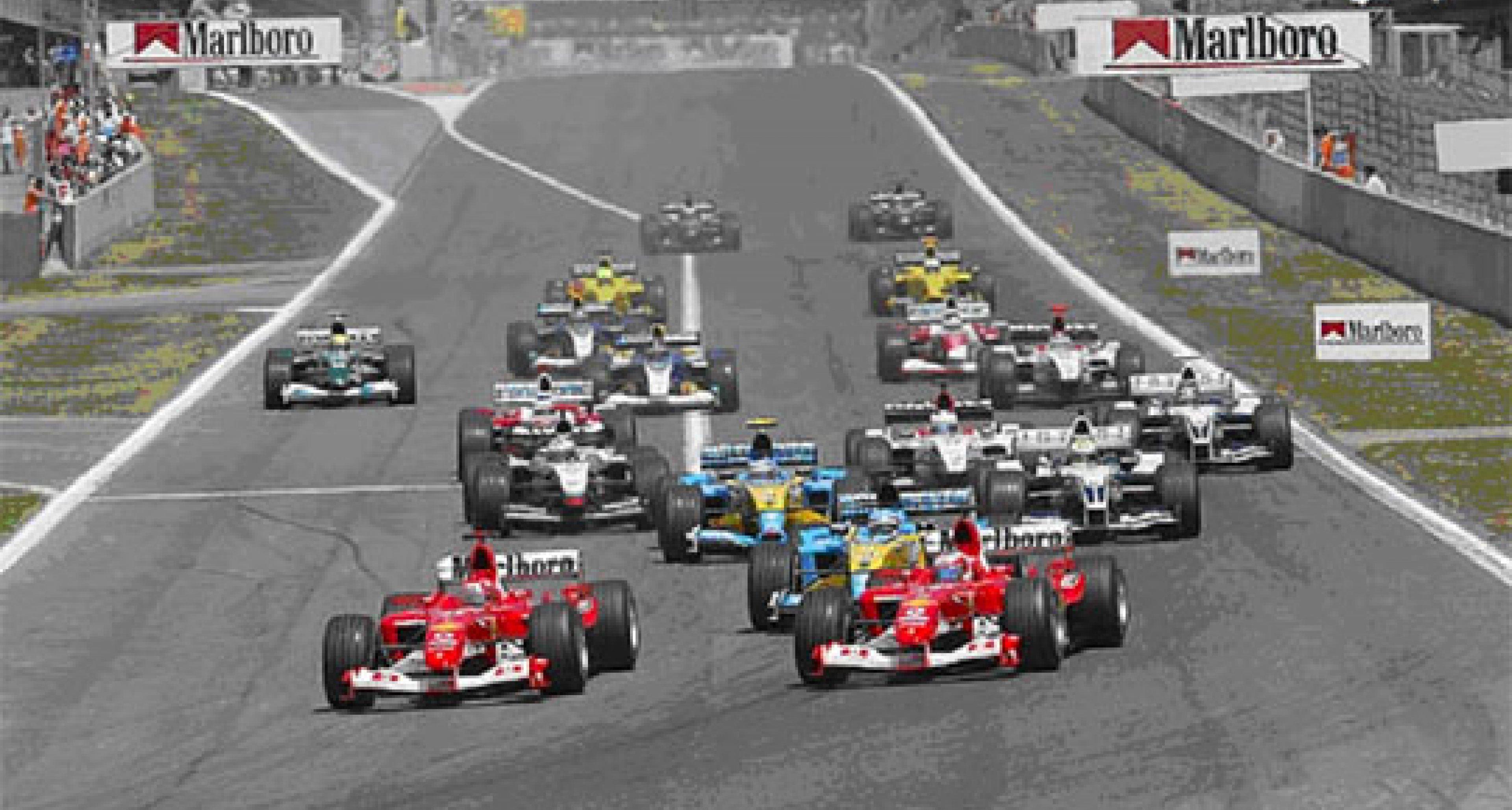 Formel 1 hautnah erleben – im Paddock Club VIP-Bereich