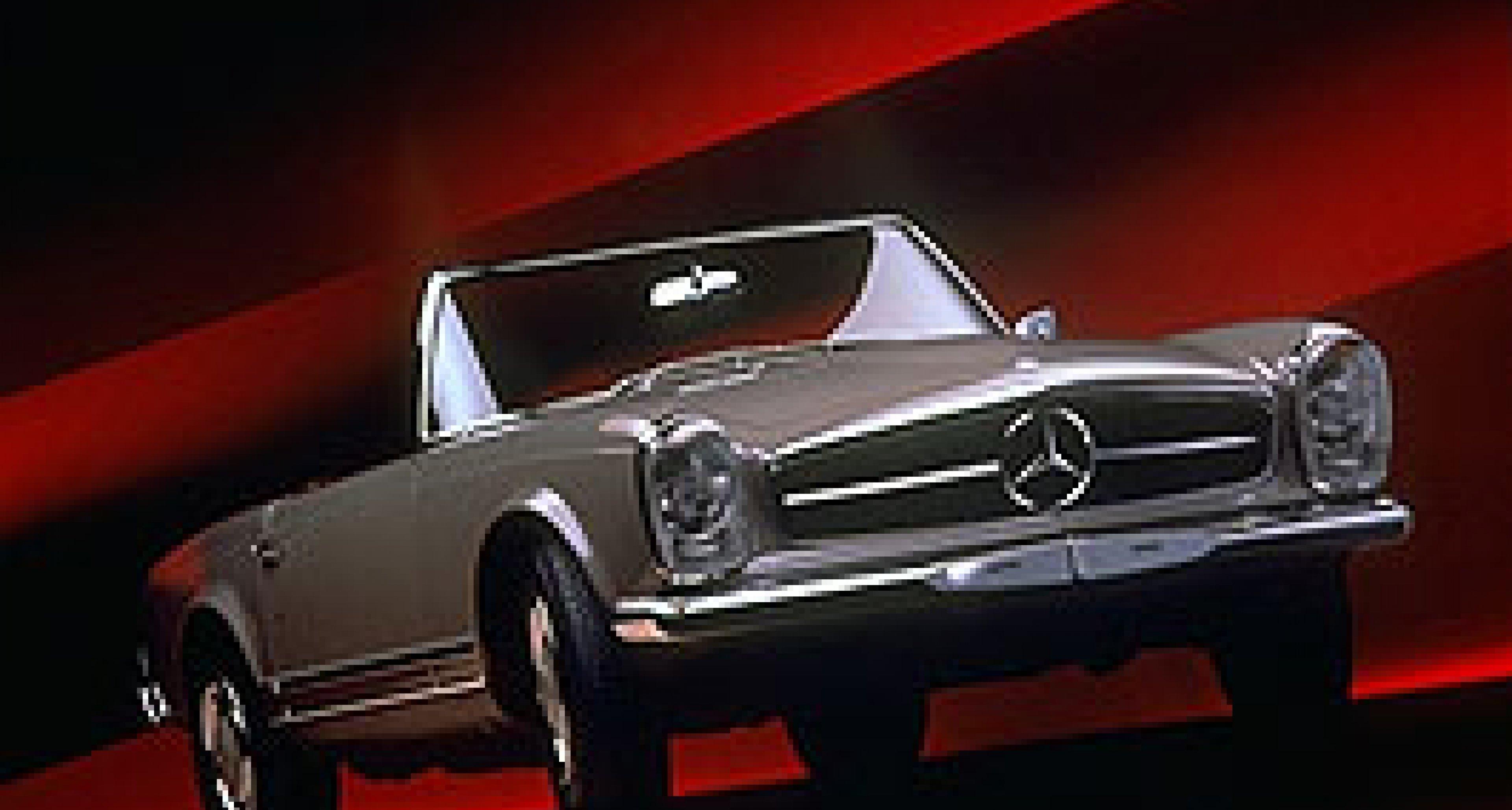 René Staud Automobilkalender 2004: Zwei außergewöhnliche Editionen