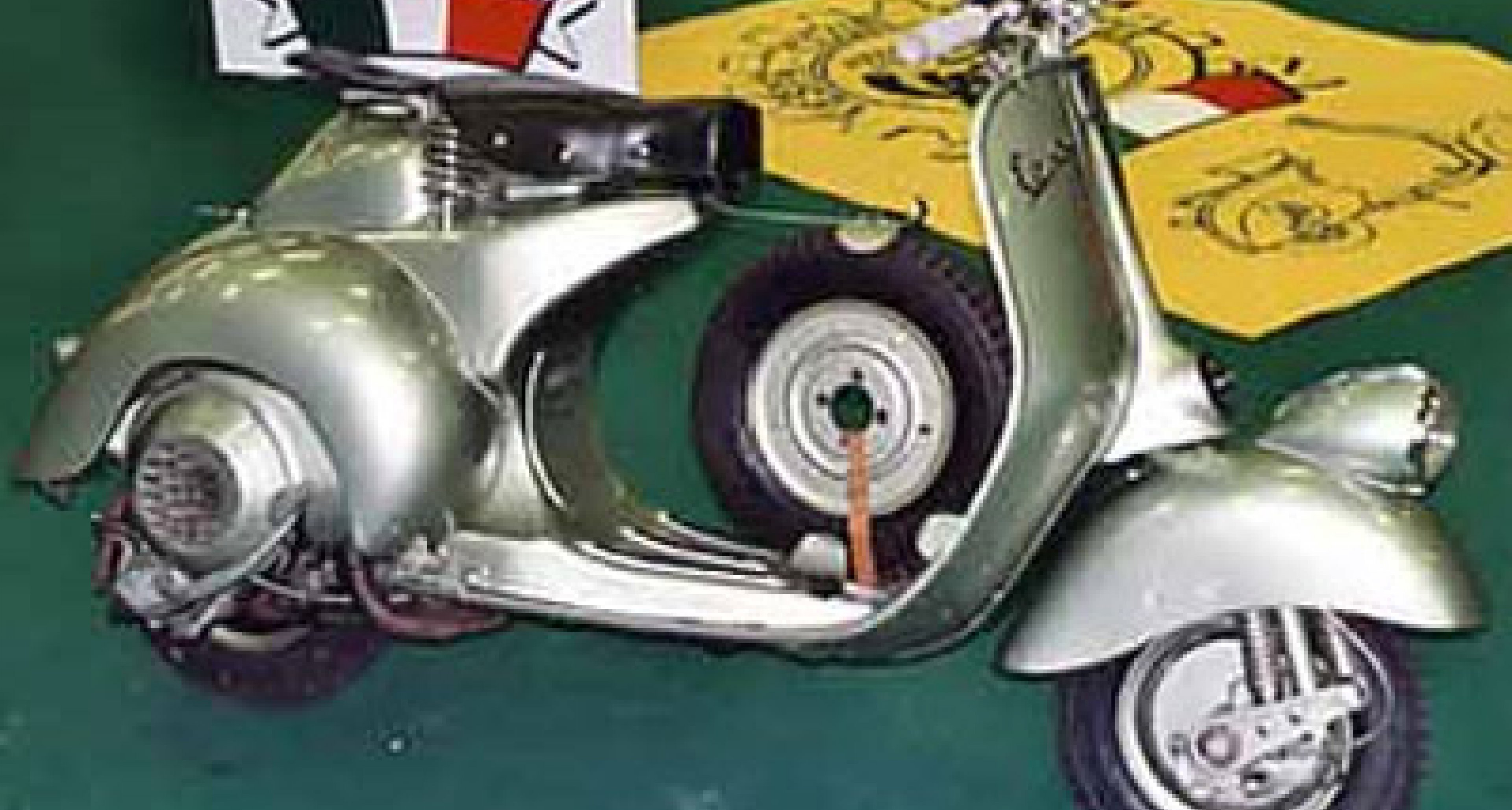Vintage cars and motorcycles – Padua Exhibition Centre from 22nd to 23rd November 2003