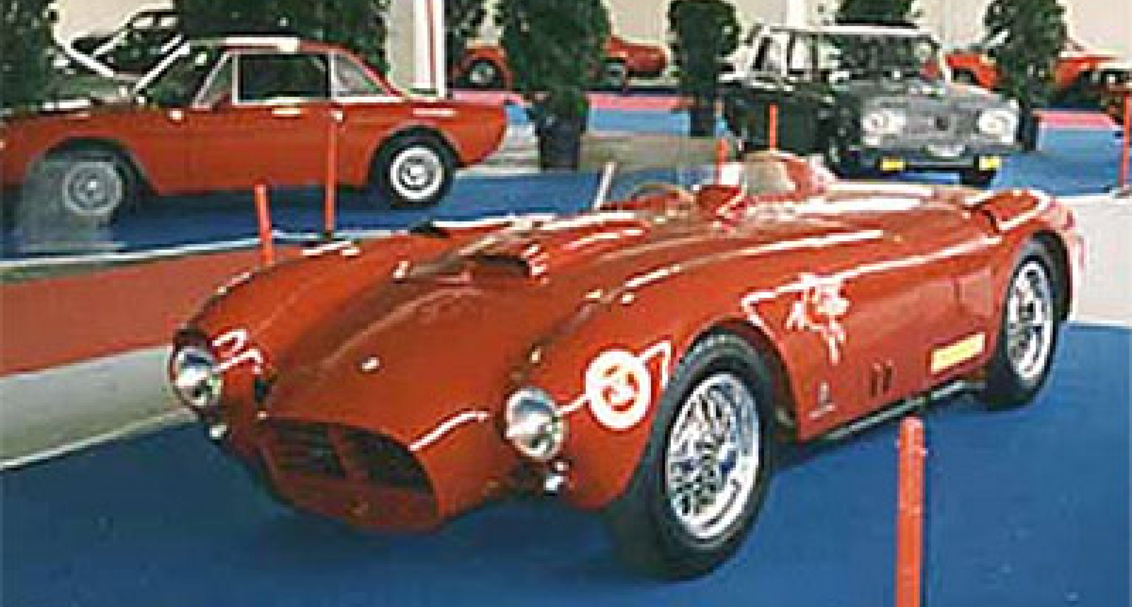 20. Auto Moto D´Epoca in Padua, Italien