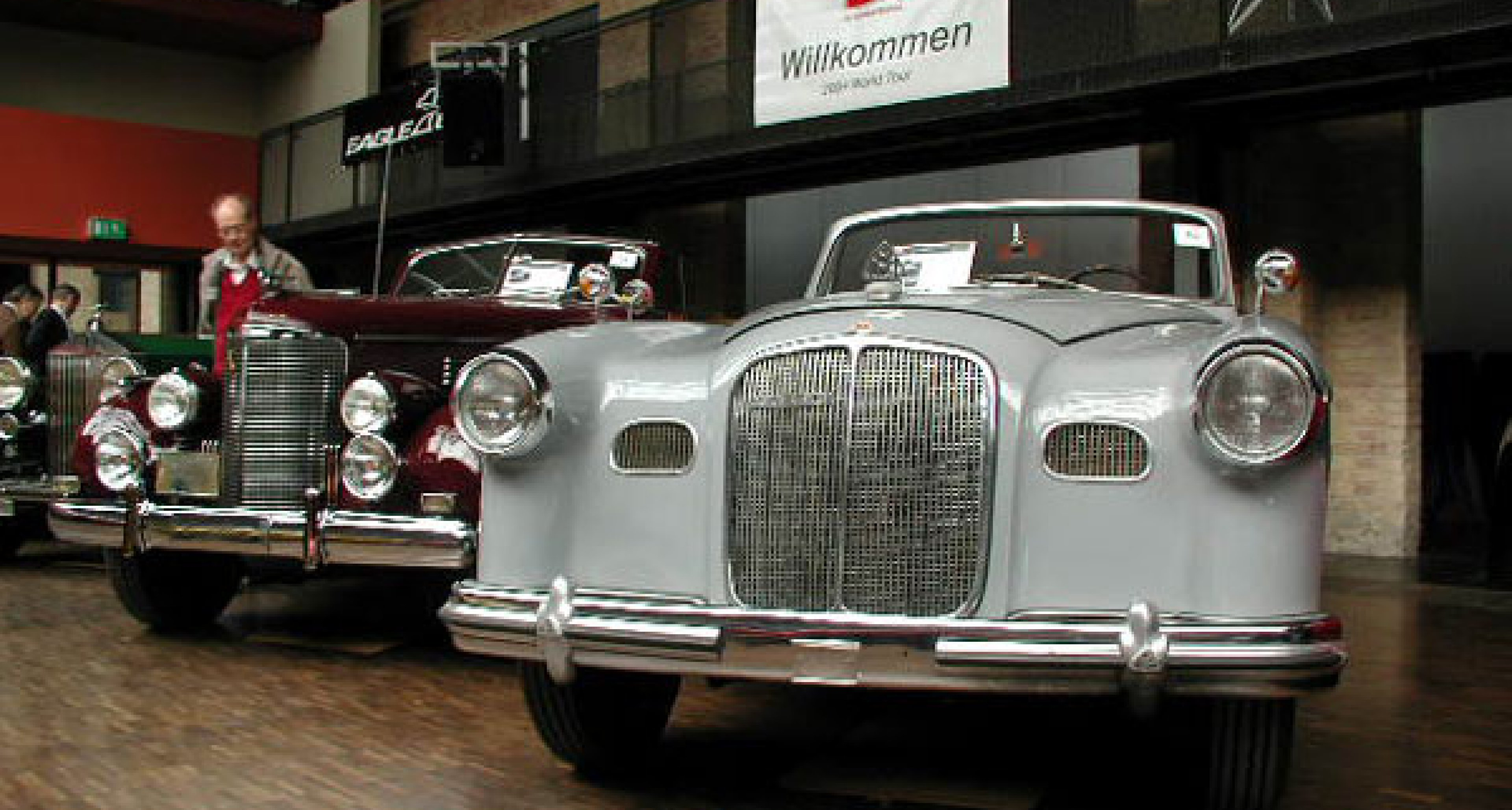 Kruse Auktion im Meilenwerk Berlin 2003 - Vorschau