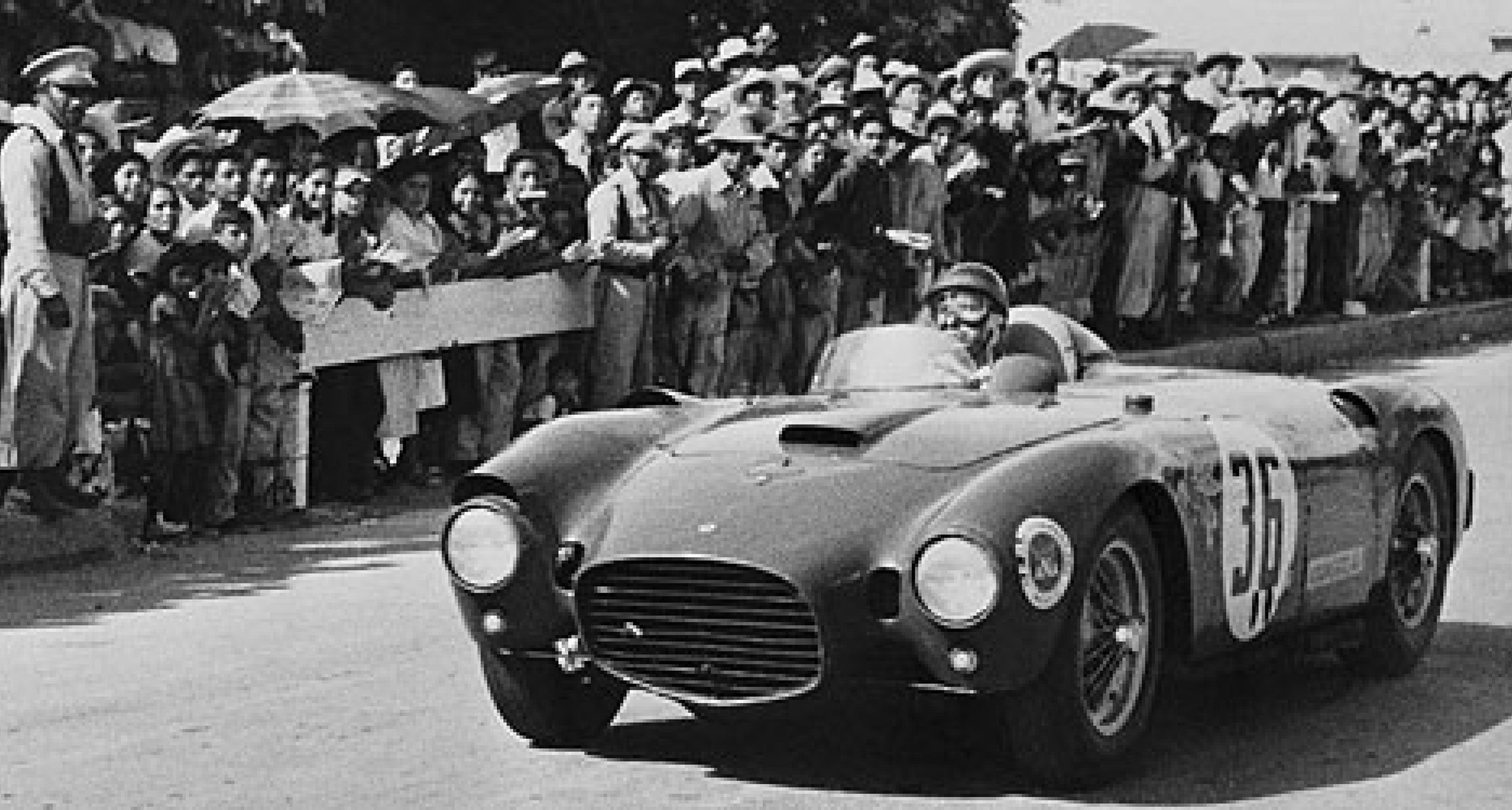 Carrera Panamericana: Lancia-Sieg von 1953