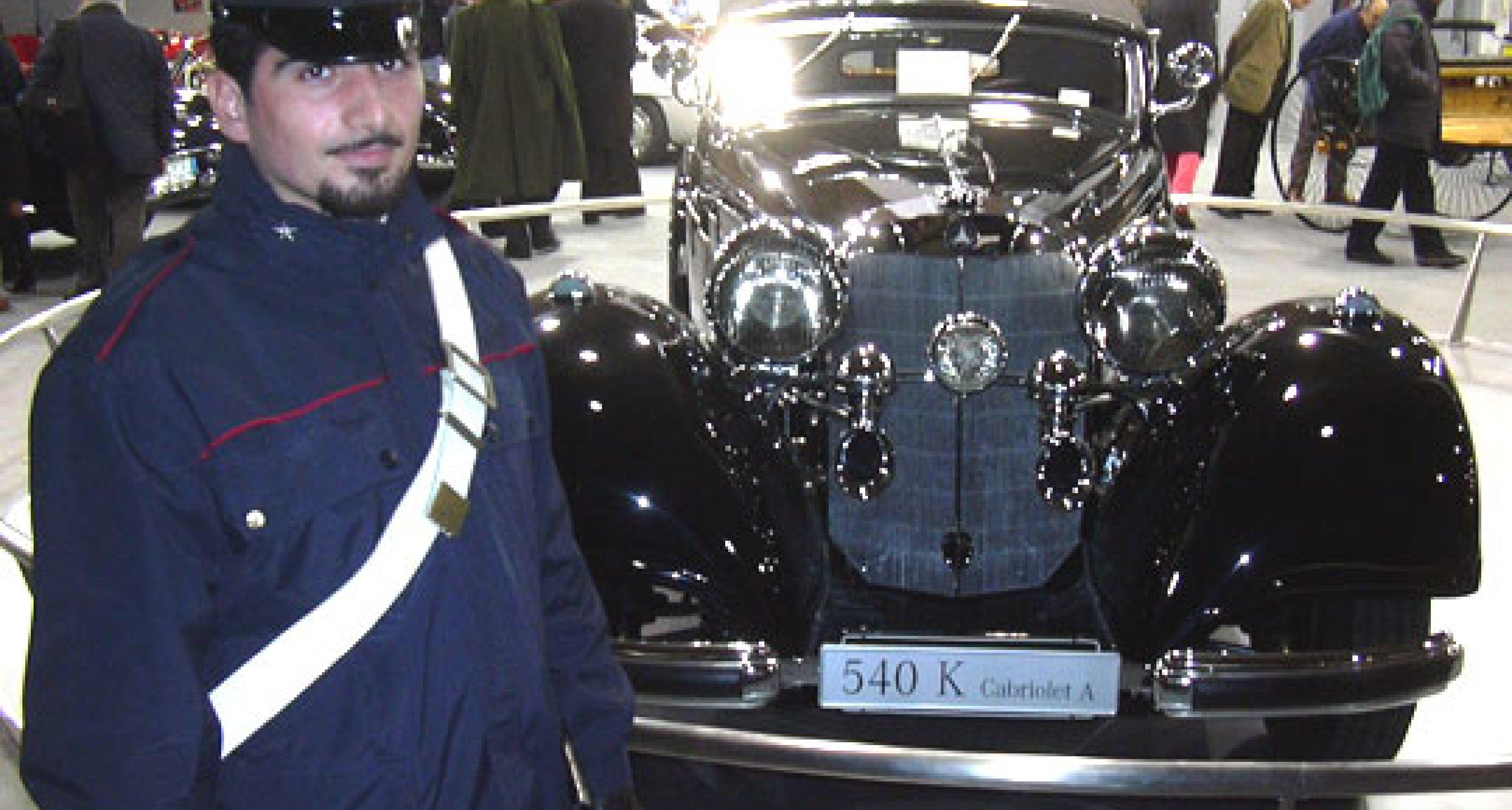 Rückblick – Auto e Moto d'Epoca in Padua