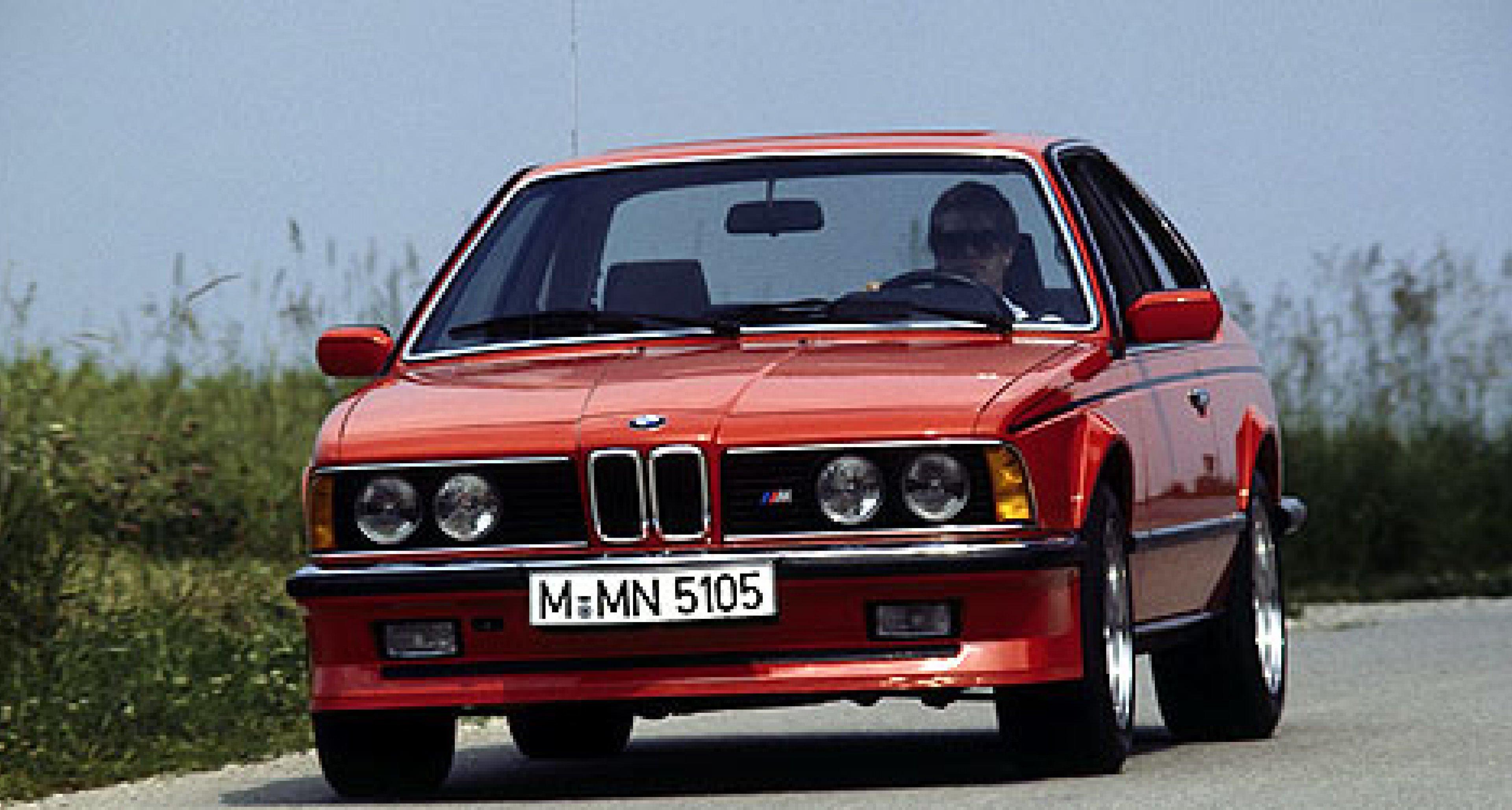 BMW M 635 CSI