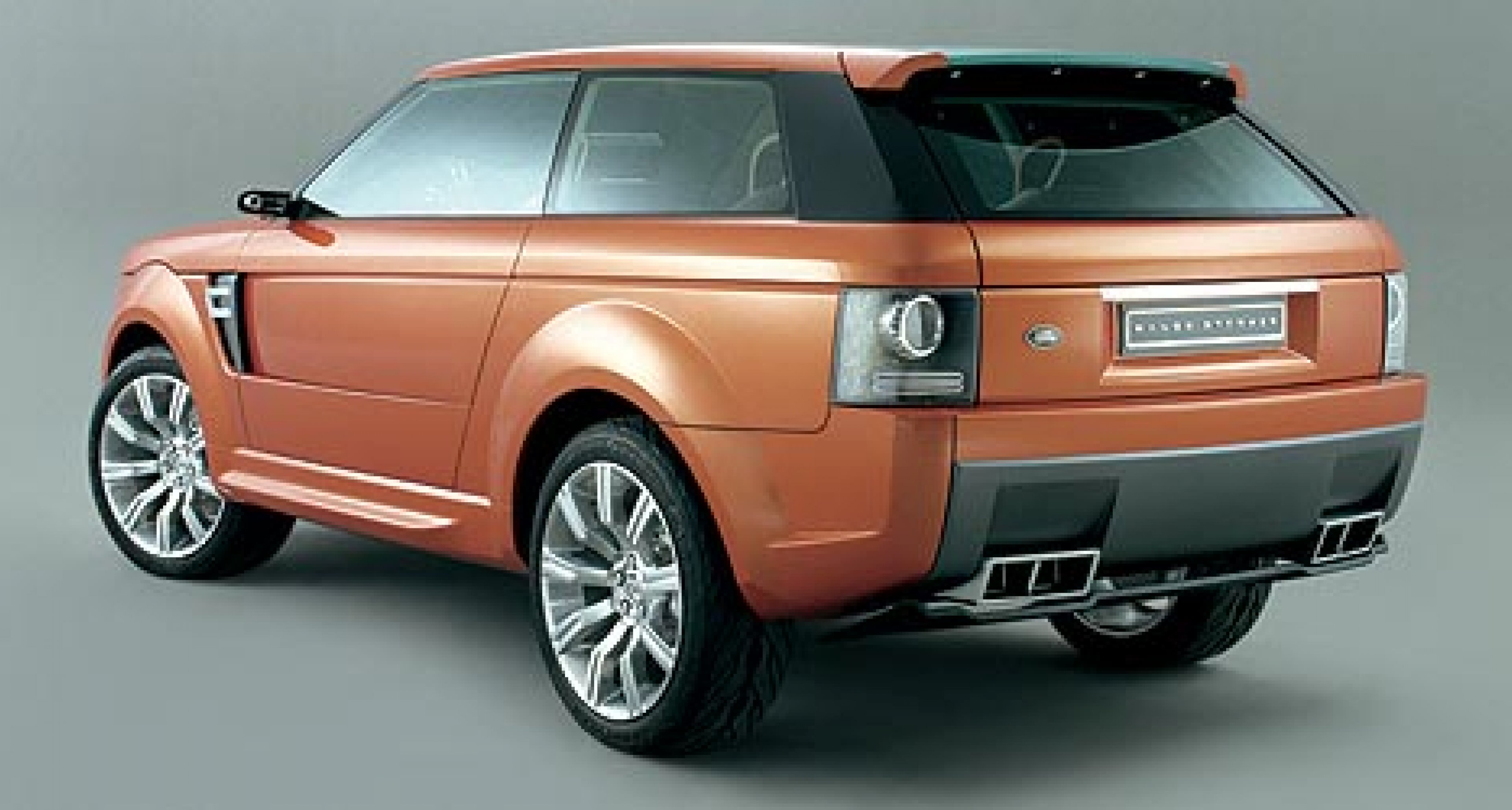 Land Rover unveils first ever concept show car at Detroit Auto Show