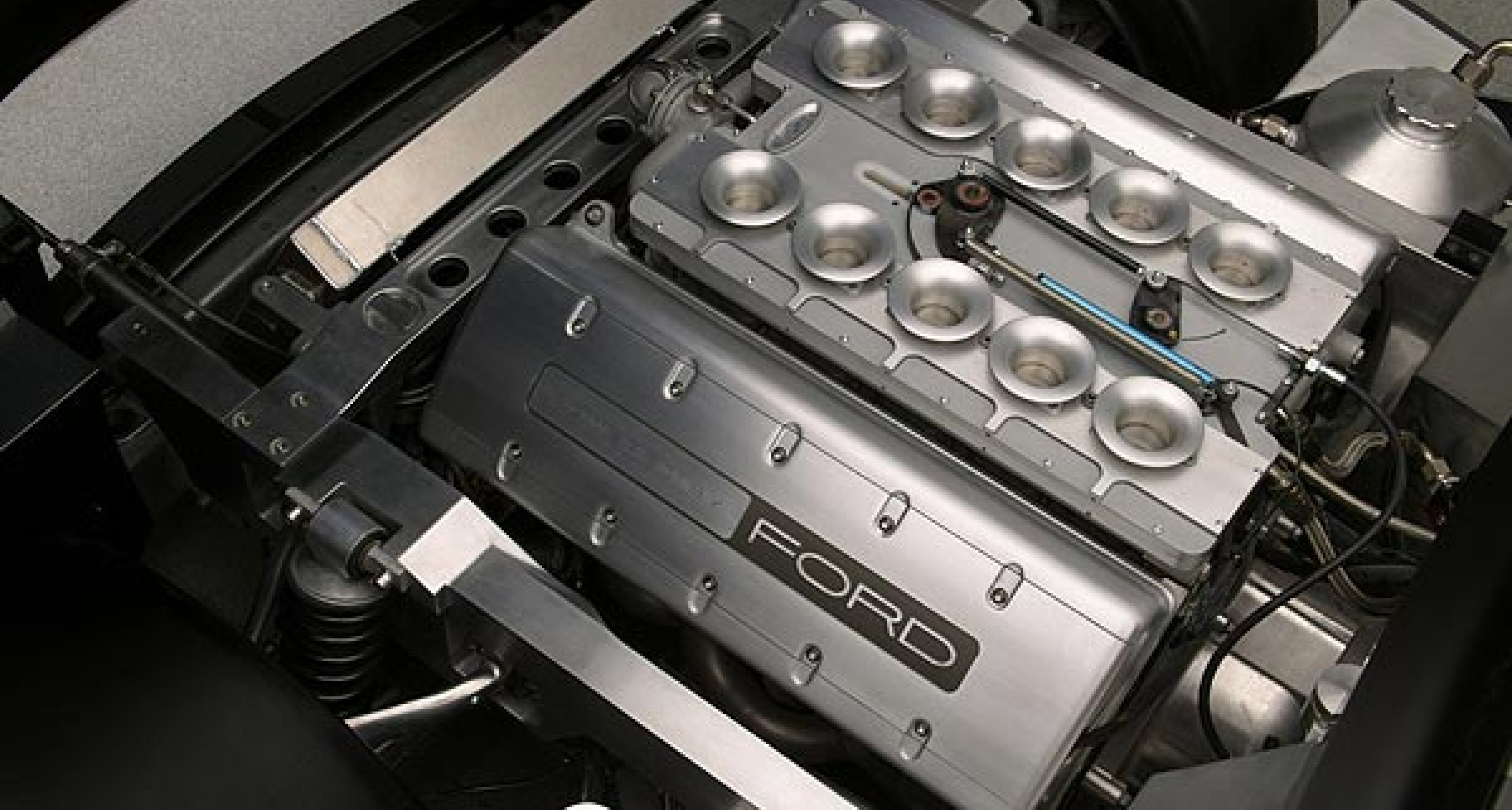 Ford V10 Engine >> Ford Shelby Cobra Concept With 605bhp V10 Classic Driver