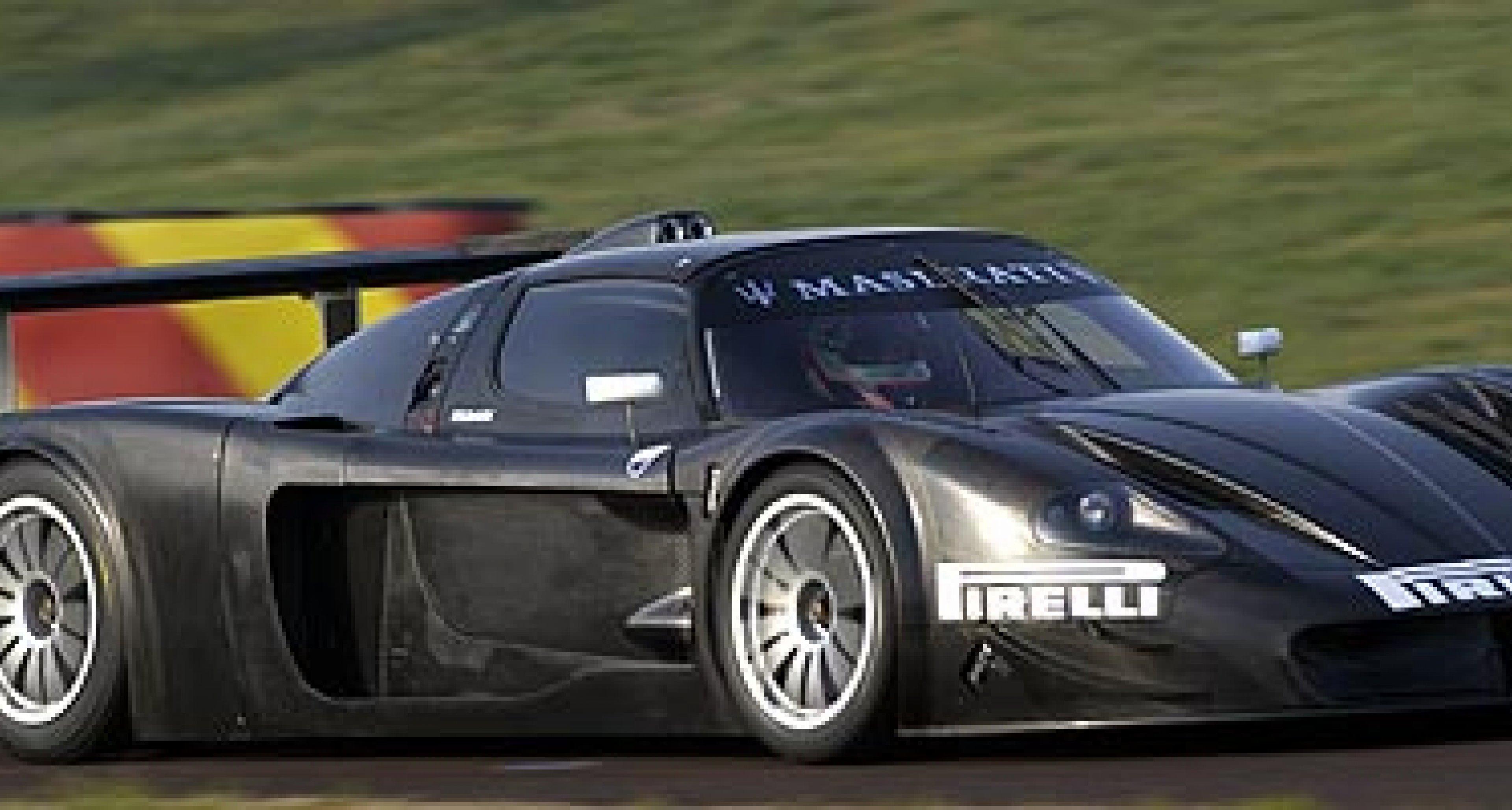 New Maserati FIA GT car - the MCC - revealed