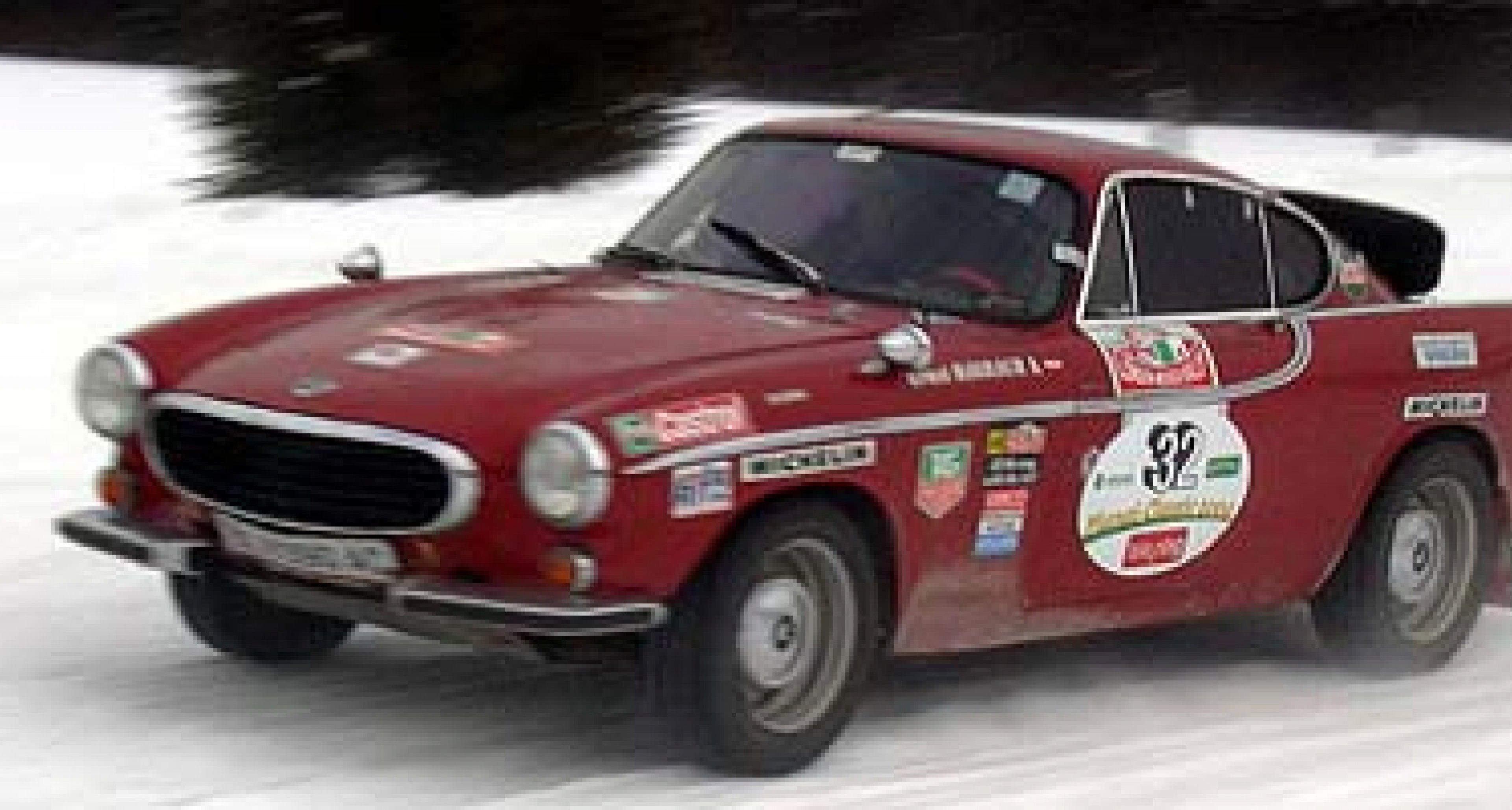 Planai-Classic 2004 – Die Oldtimer Rallye Saison hat begonnen