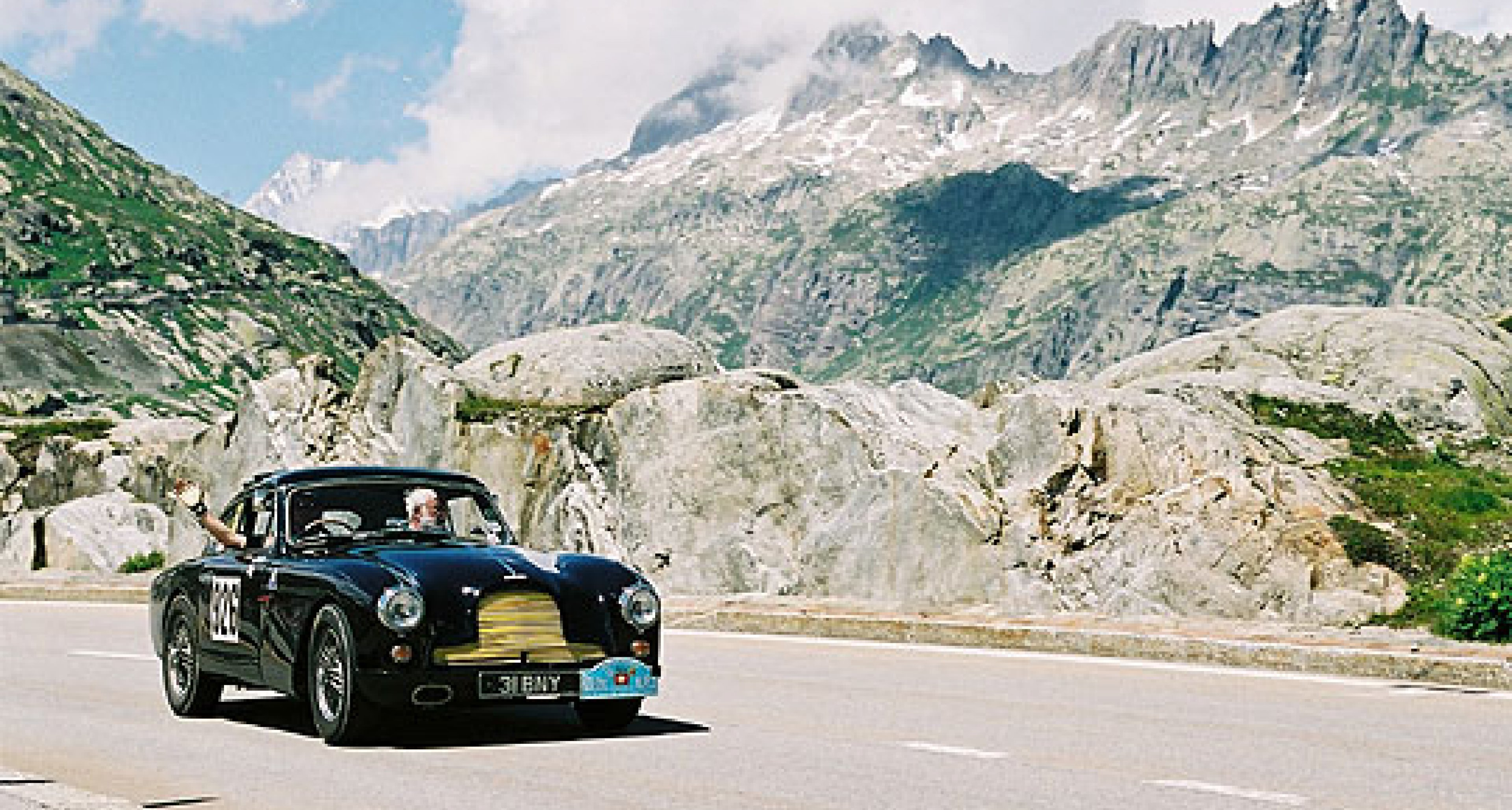 Rallye des Alpes 2004