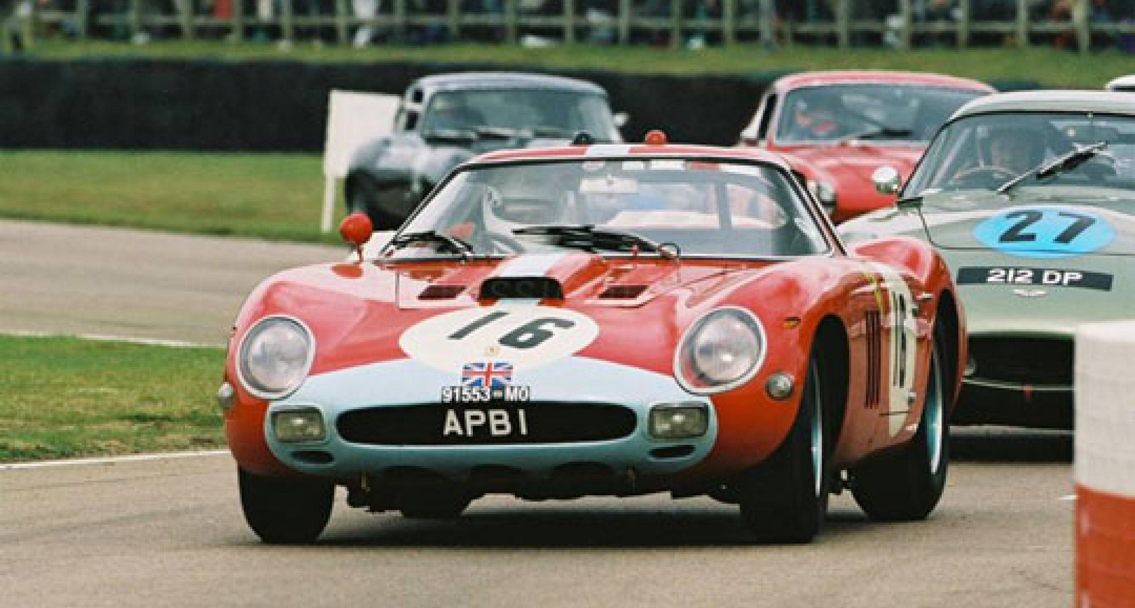 Classic Driver Leser und ihre Automobil-Highlights 2003