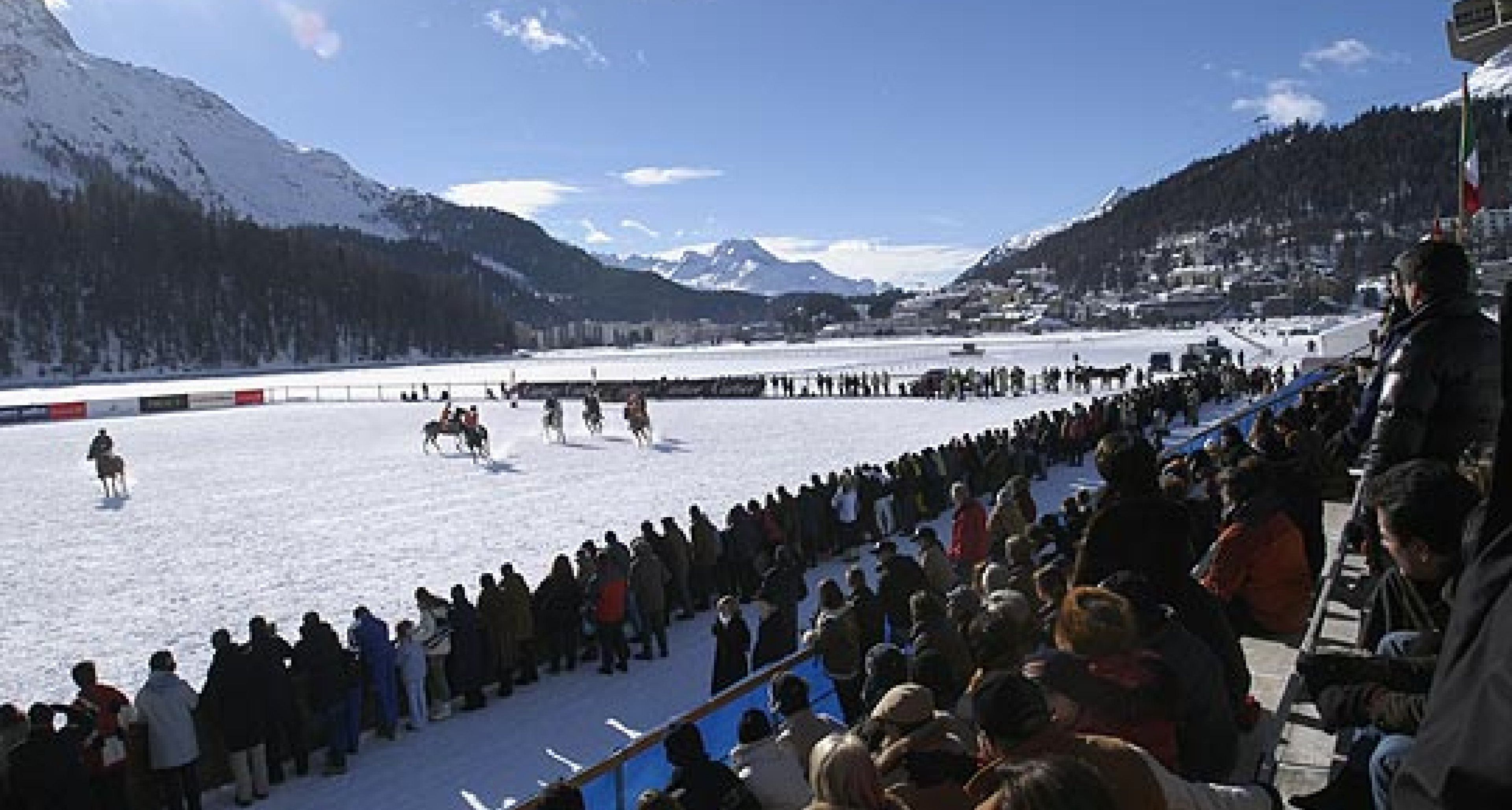 20th Cartier Polo World Cup on Snow - St. Moritz 2004