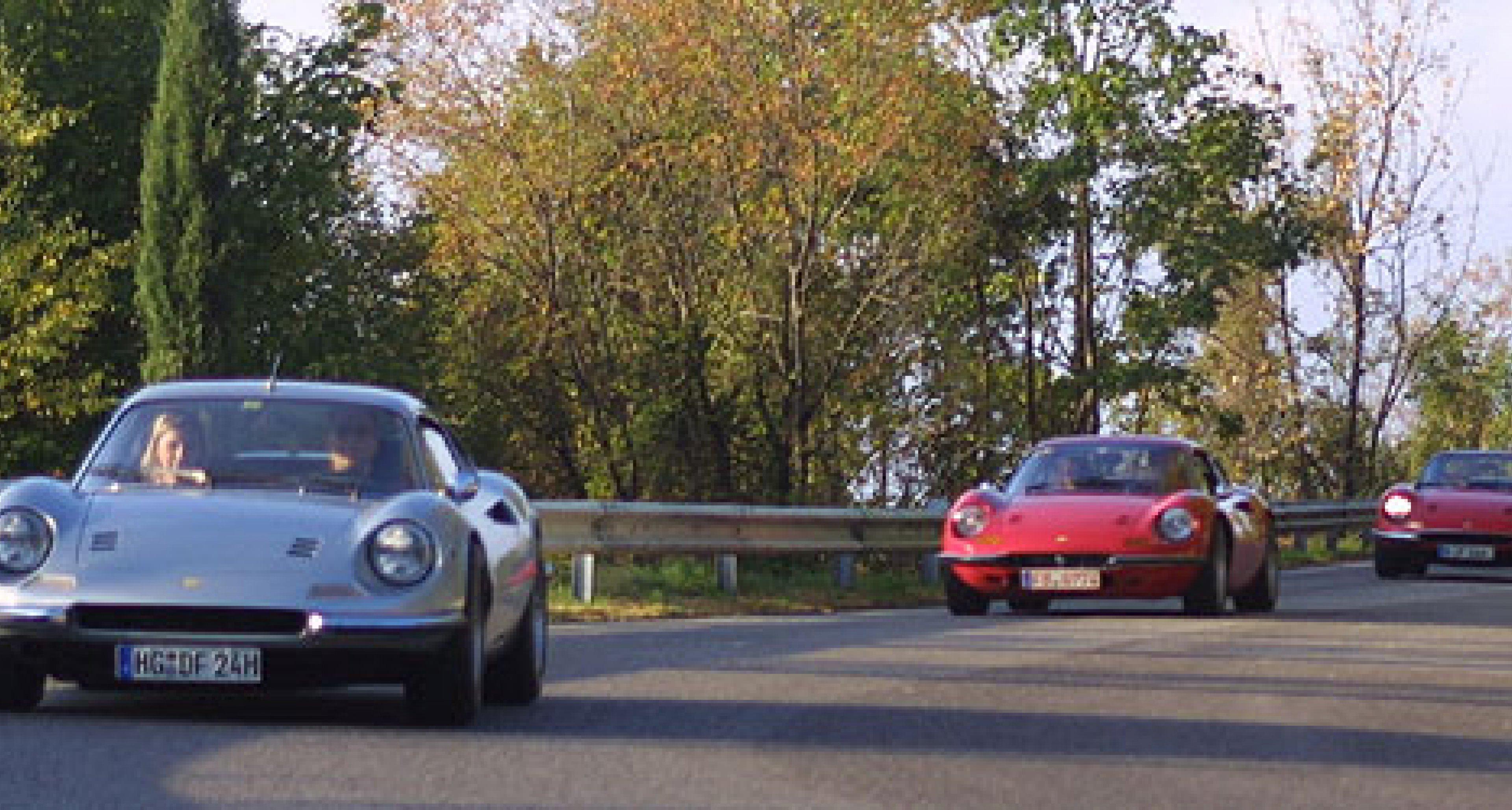 2004-Termine des Ferrari Club Deutschland