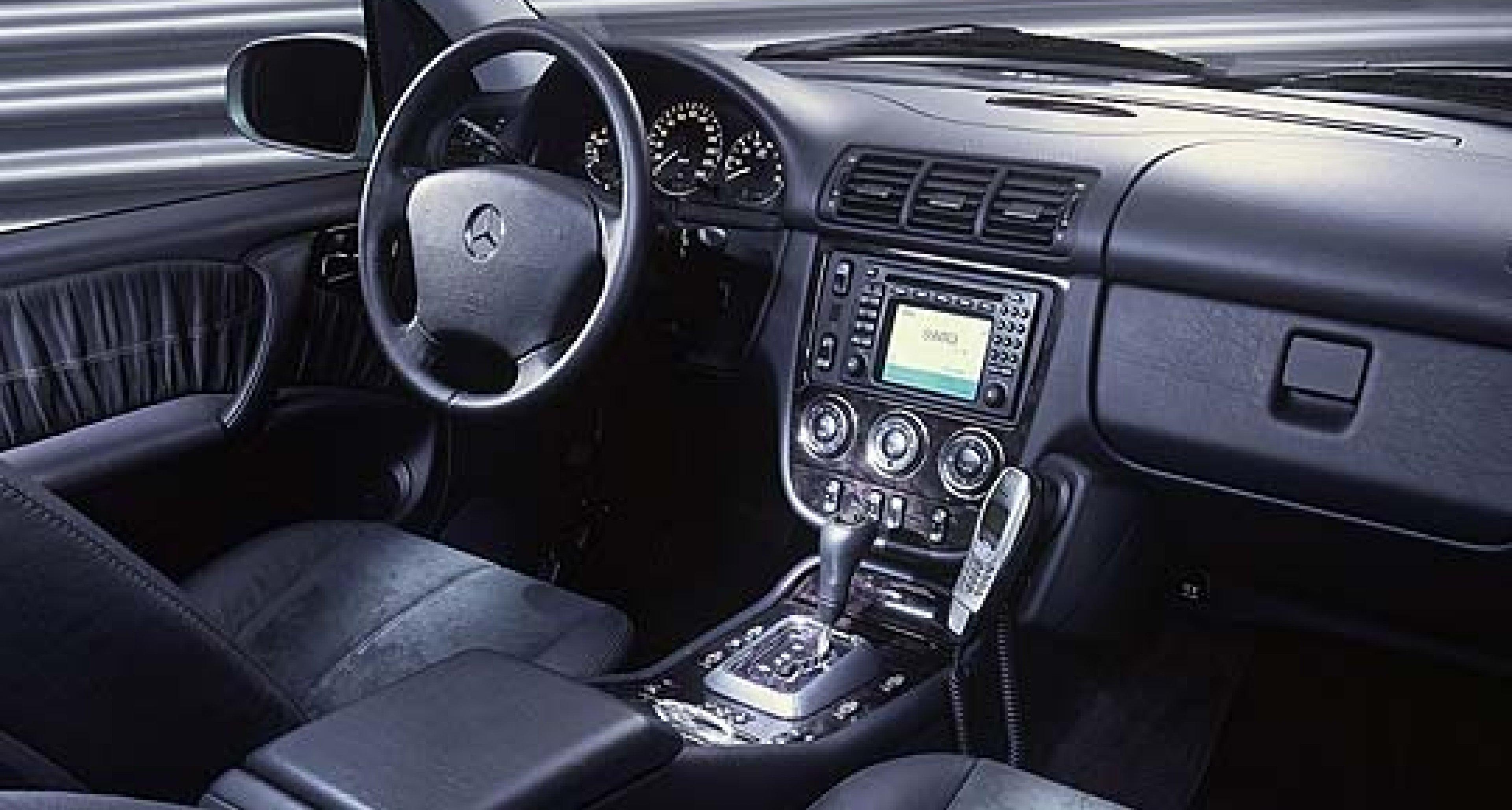 "Mercedes-Benz M-Klasse:  Sondermodell ""Final Edition"""
