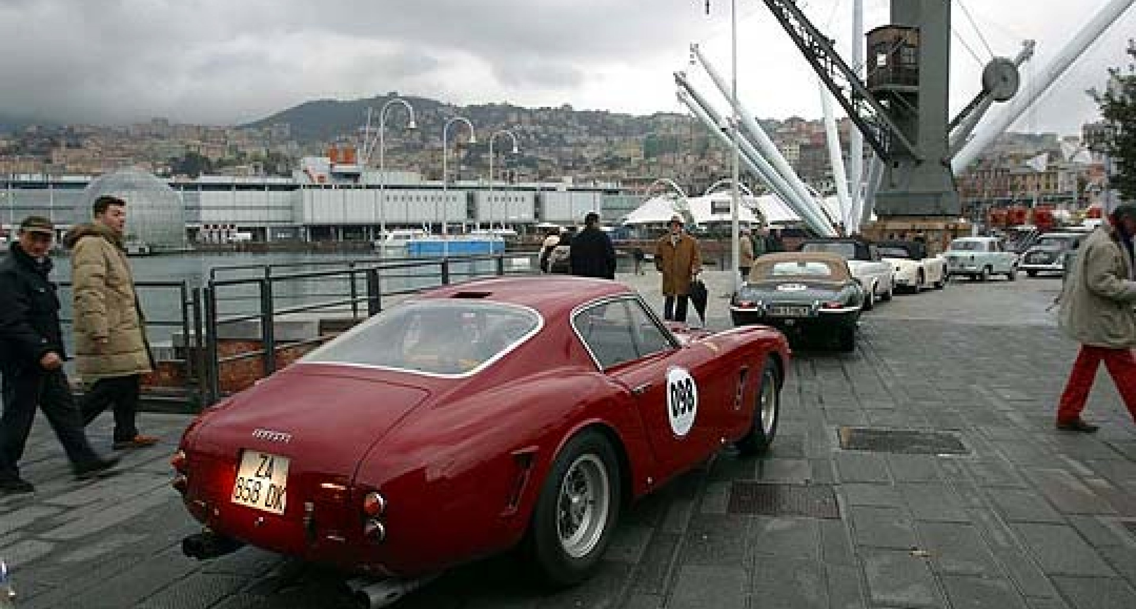 The second  Revival Coppa  Milano -Sanremo –  March 12th - 14th 2004
