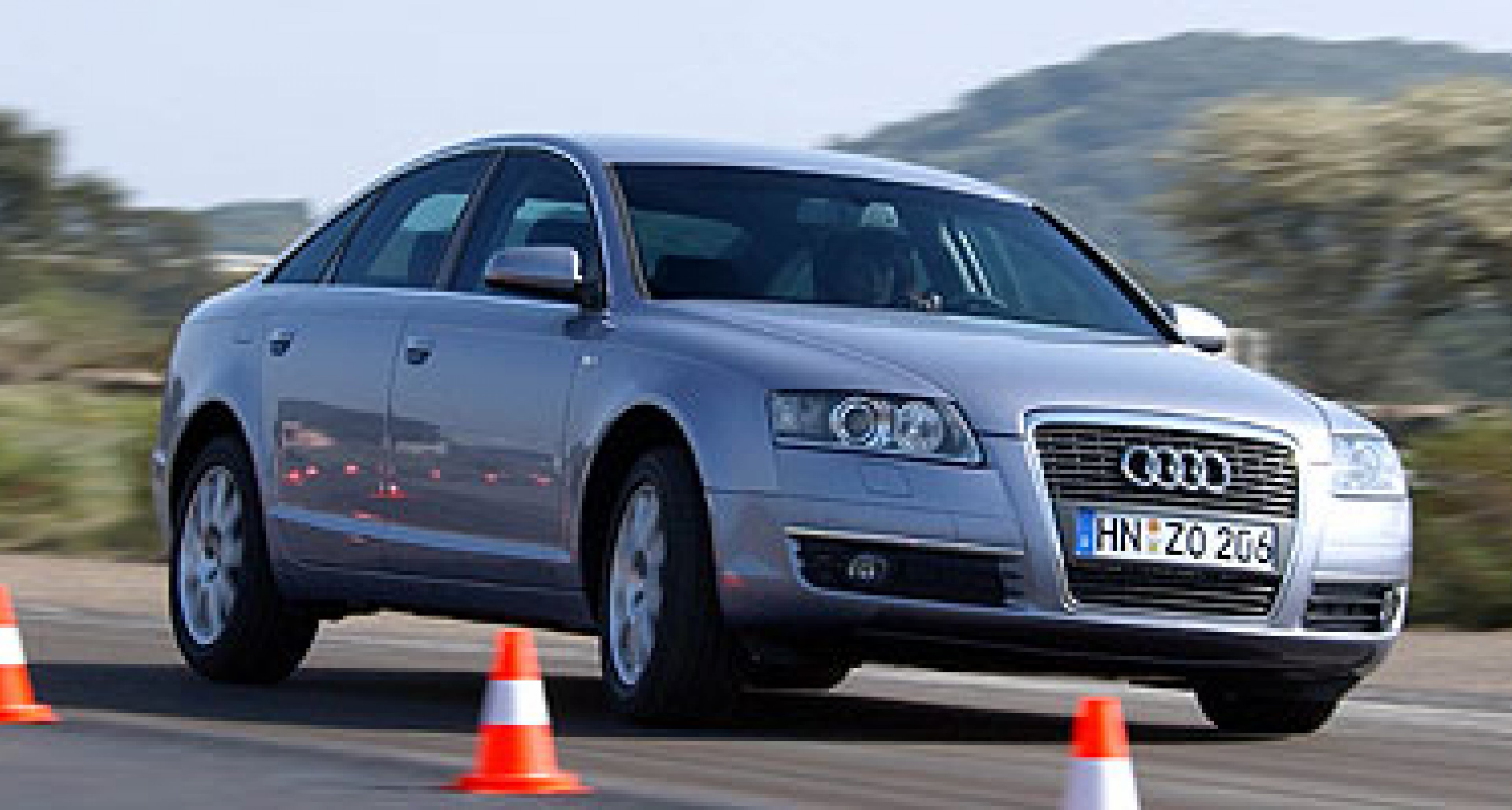 Audi Driving Experience 2004