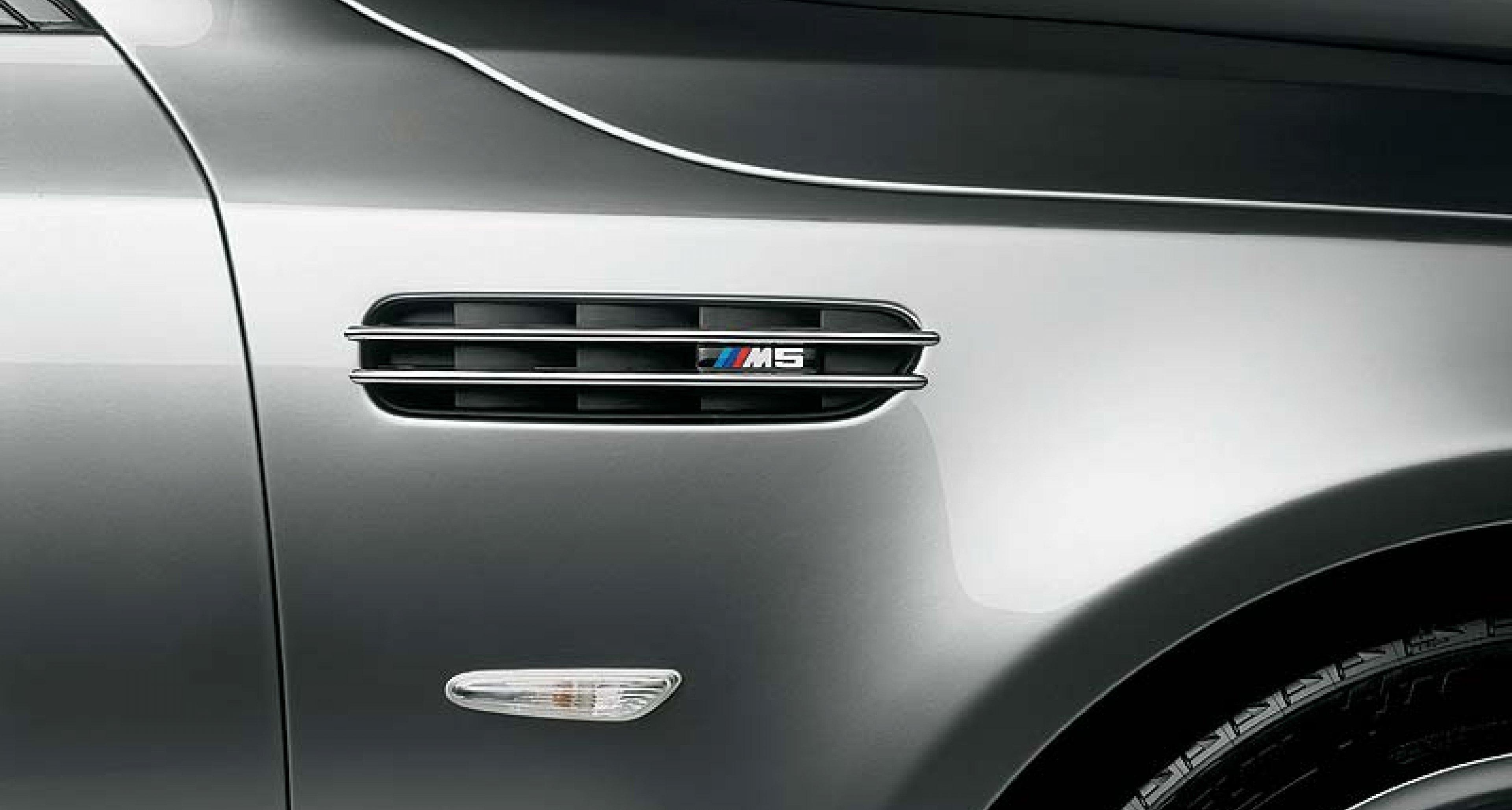 BMW M5 in Genf: Neuauflage enthüllt