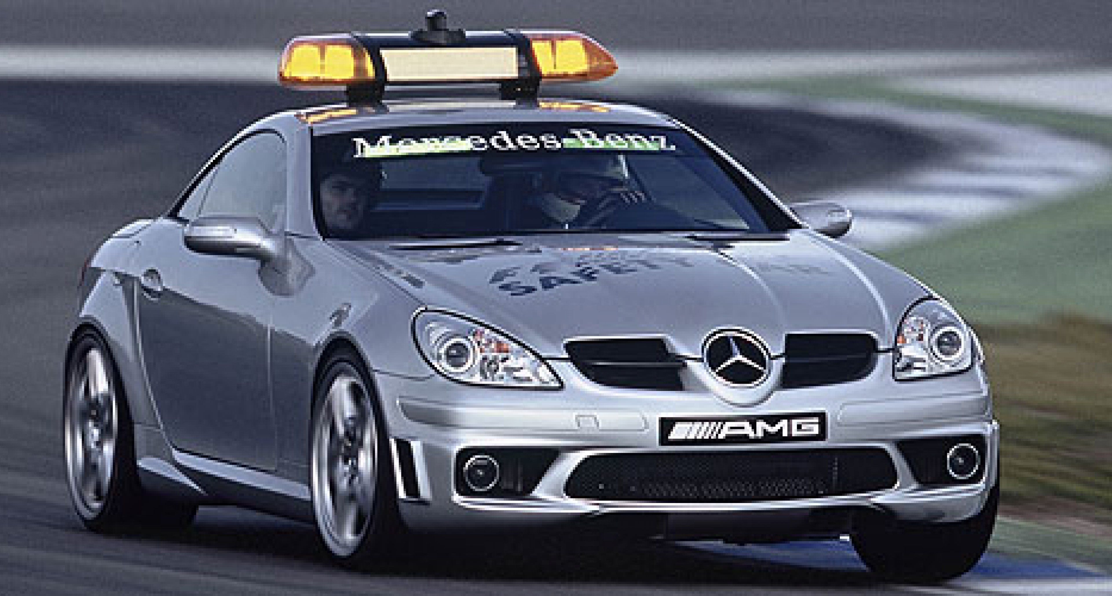 New AMG Mercedes safety car debuts at Melbourne