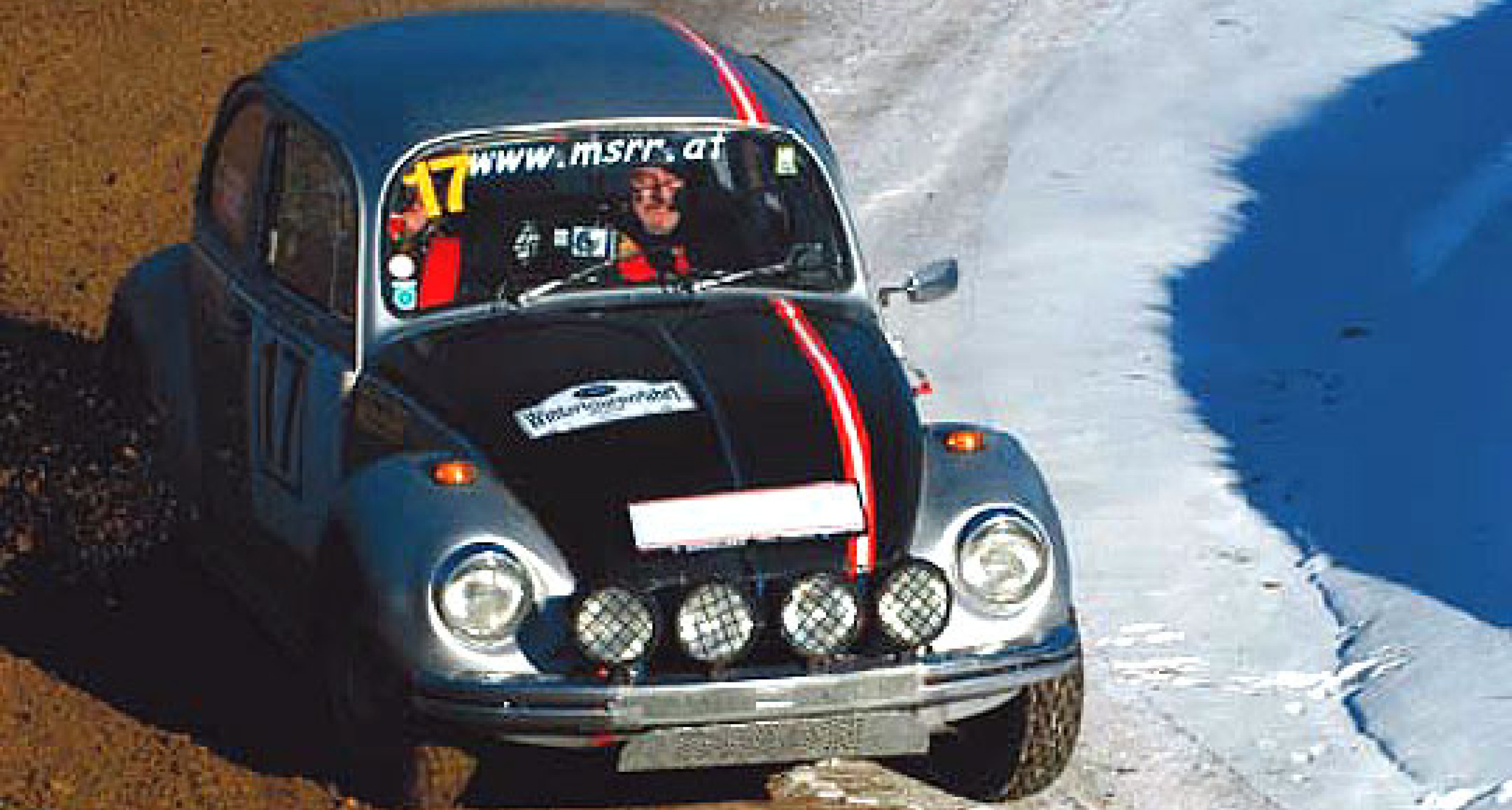 """Semperit-Rallye 2004 – Eine Legende feiert ihr """"Comeback"""""""