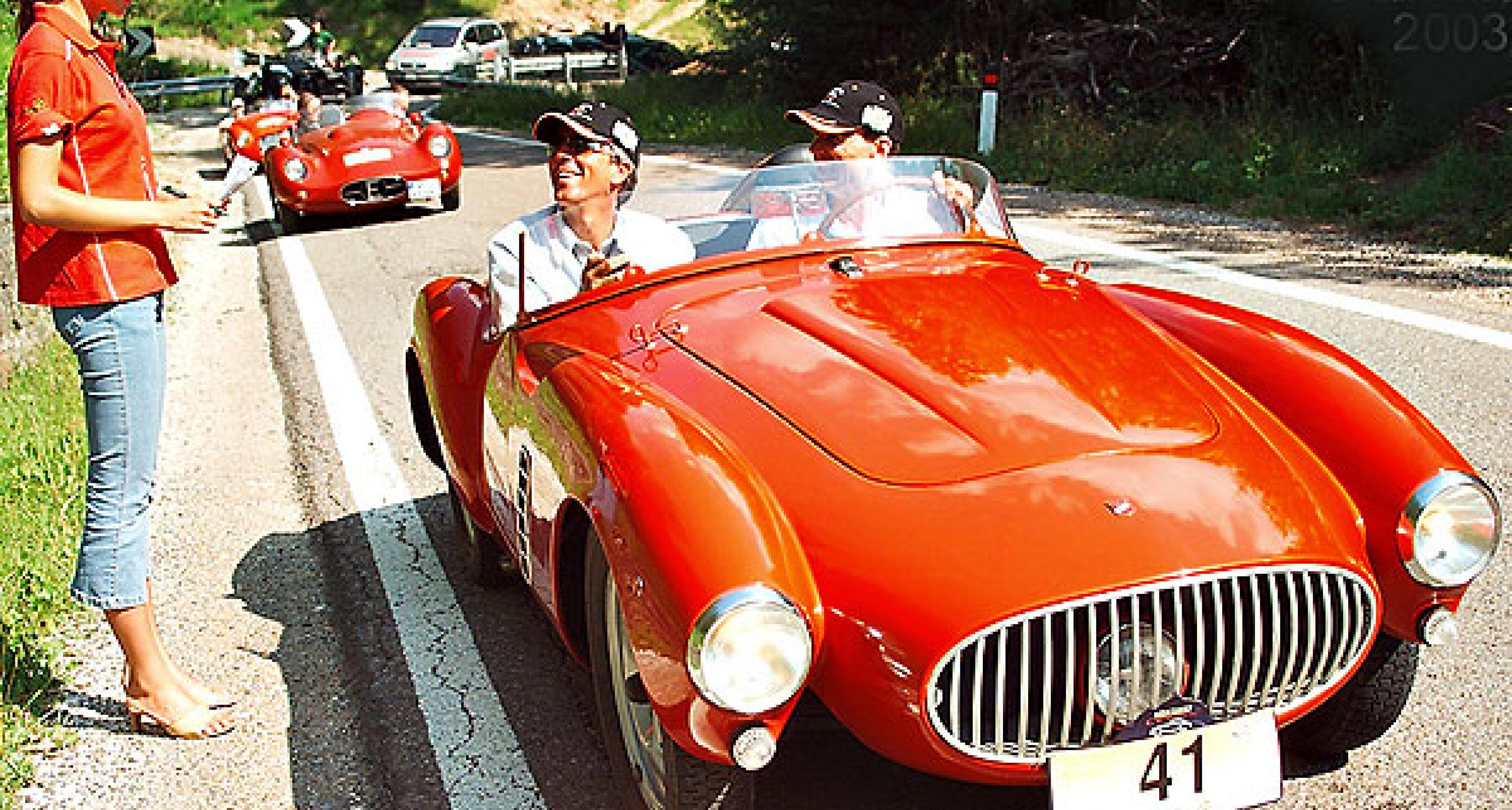 Südtirol Classic – 4. bis 11. Juli 2004